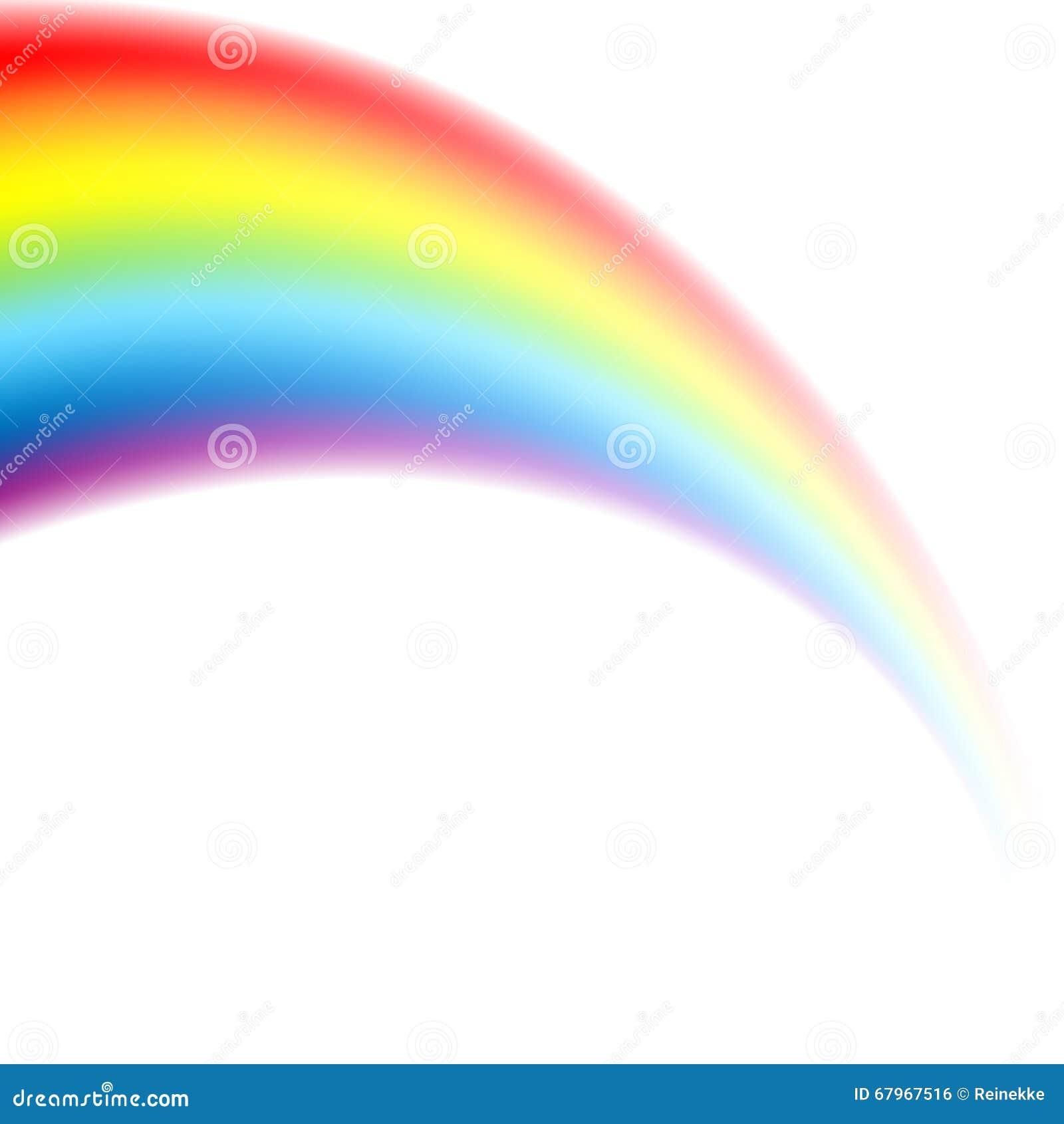 Regenboog in perspectief