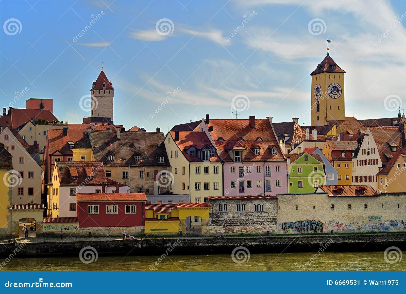 Regensburg bonito