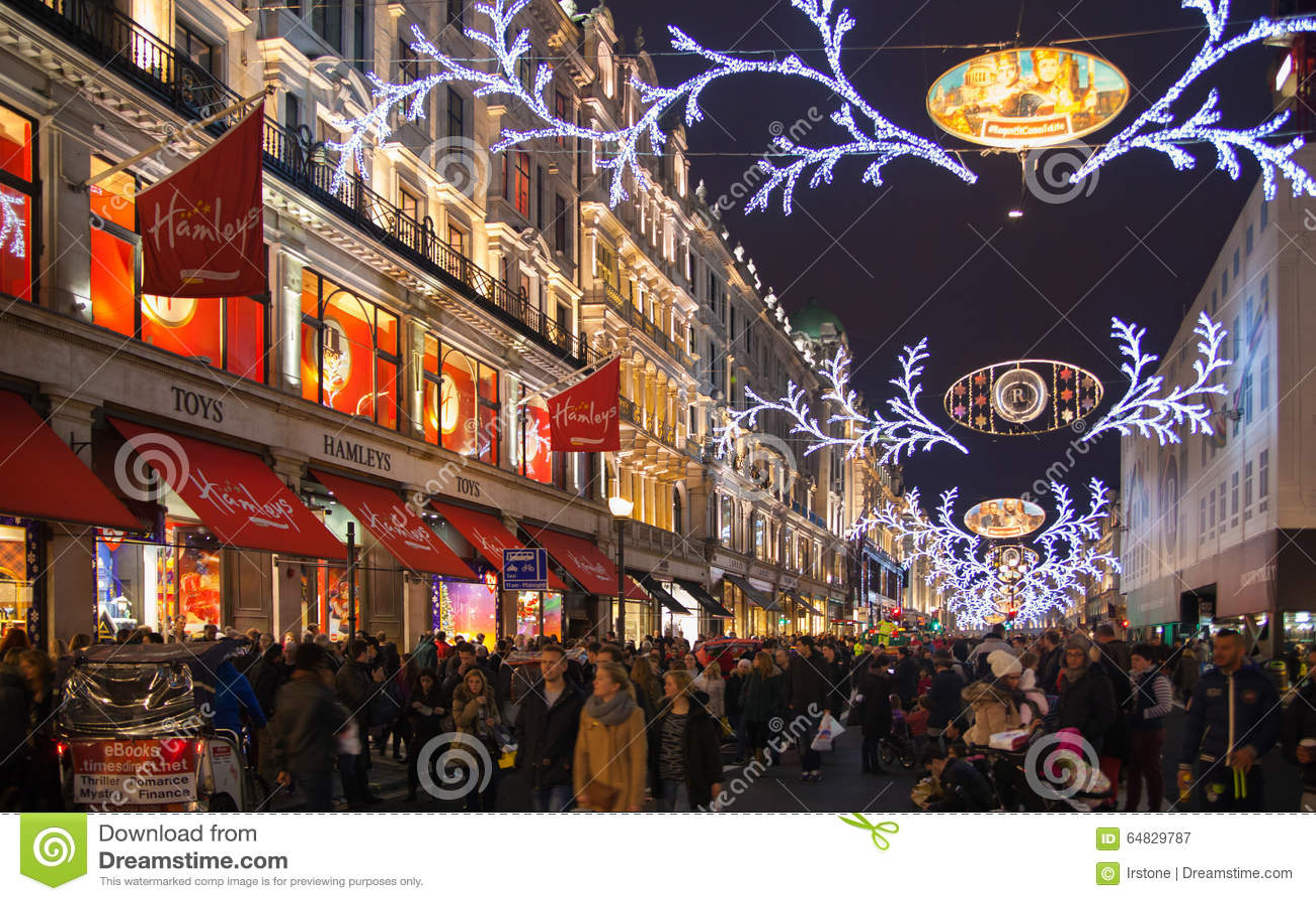 #BE300D Regent Street Londres Obtient La Décoration De Noël Les  5317 decorations de noel a londres 1300x907 px @ aertt.com