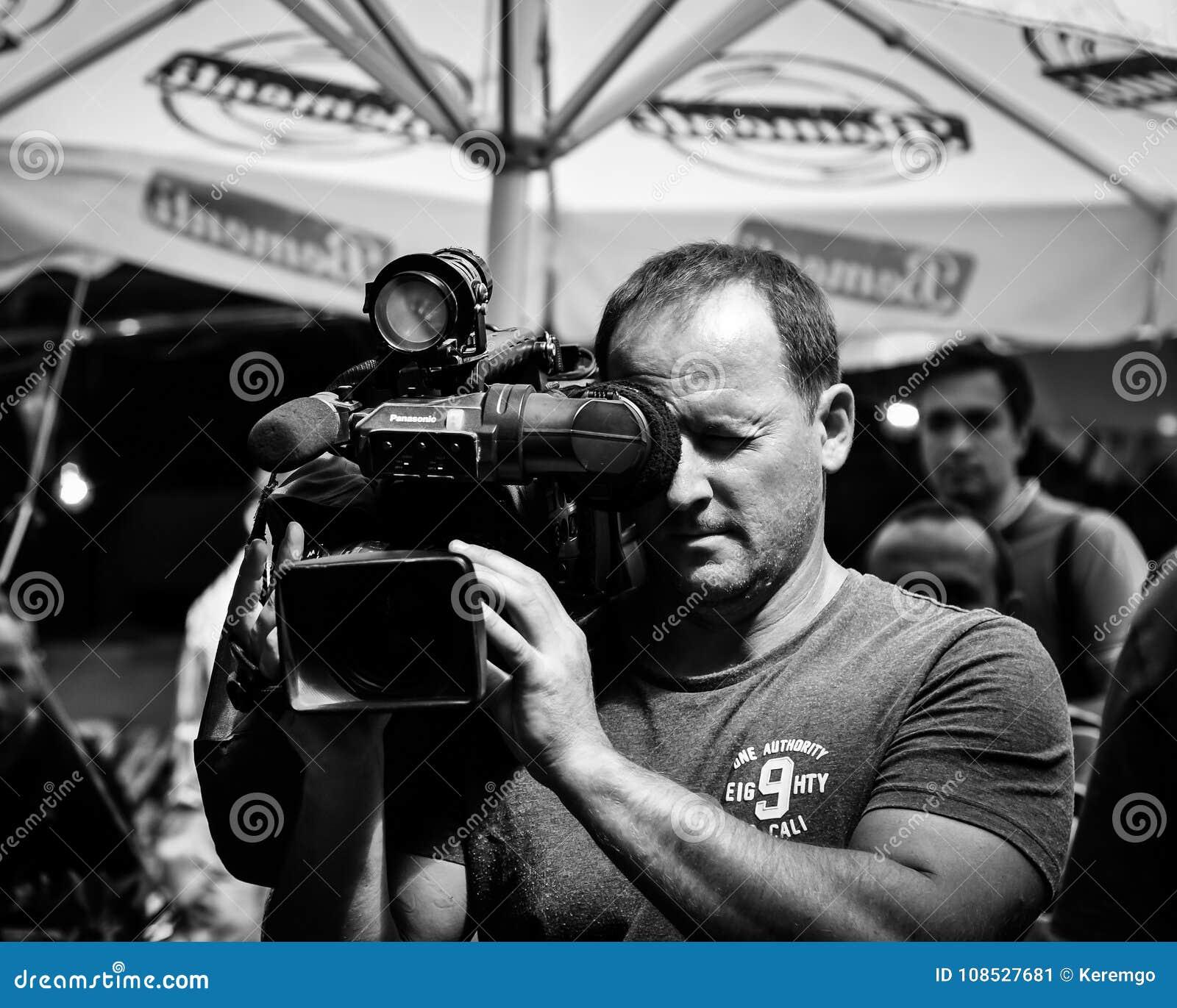 Região de On Duty In Kadikoy do operador cinematográfico de Istambul