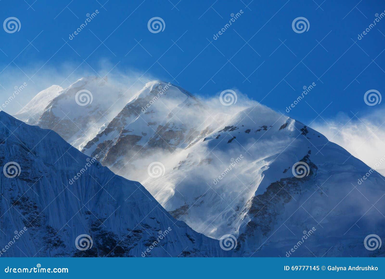 Região de Kanchenjunga