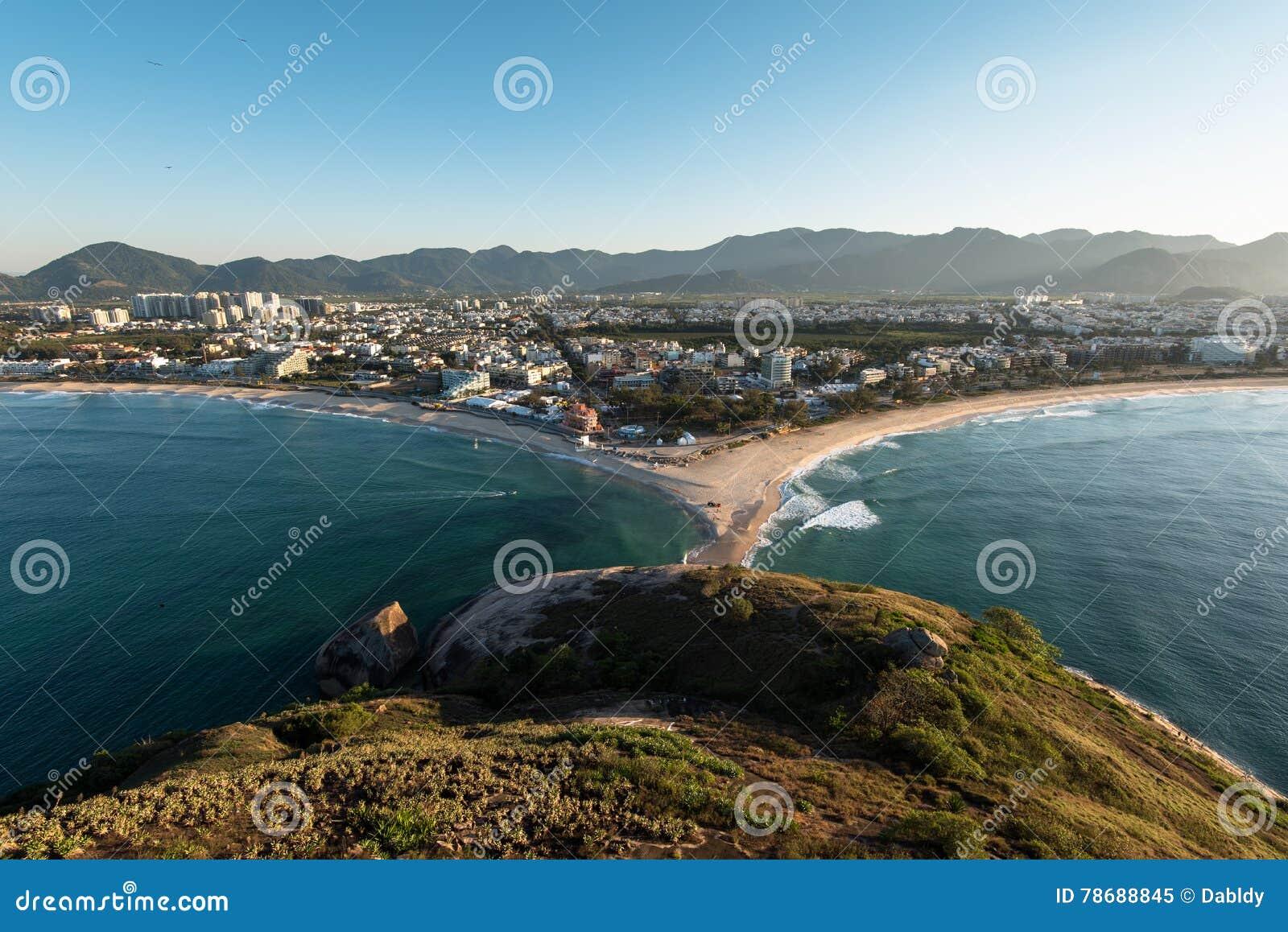 Região de Recreio no Rio