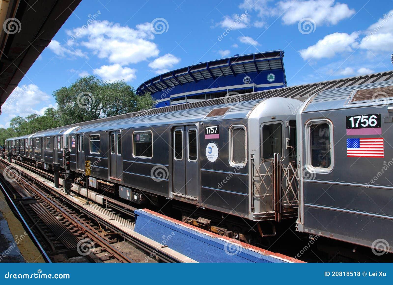 Regine, NY: #7 riga di sciaquata metropolitana