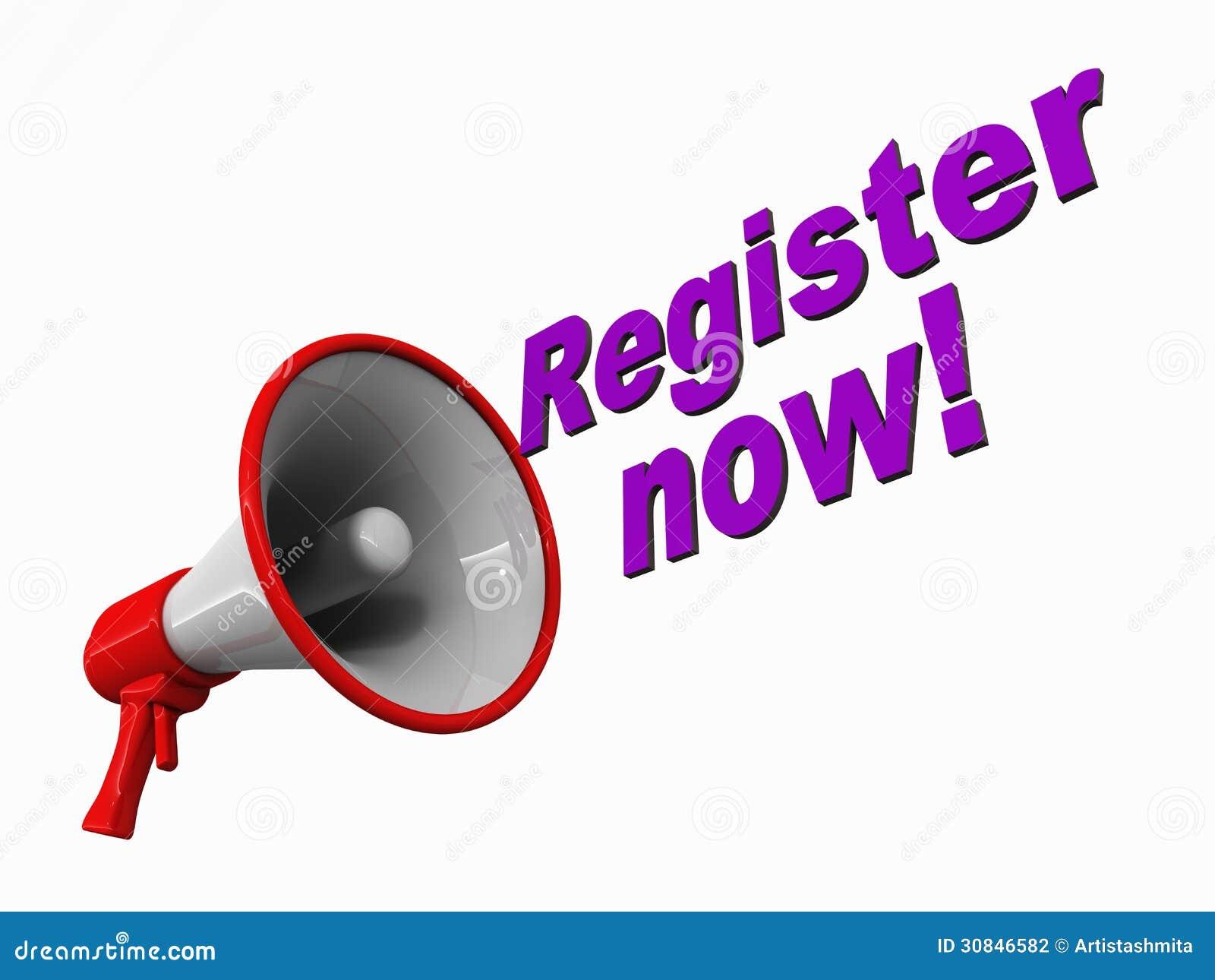 register now stock illustration  illustration of instant