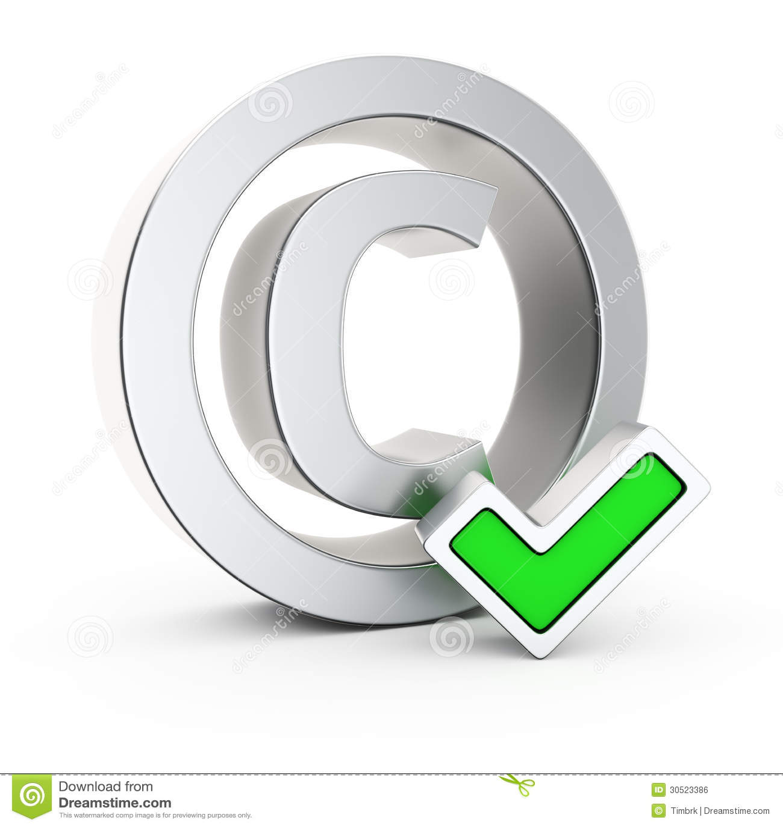 Registered Copyright Stock Illustration Illustration Of Checkmark