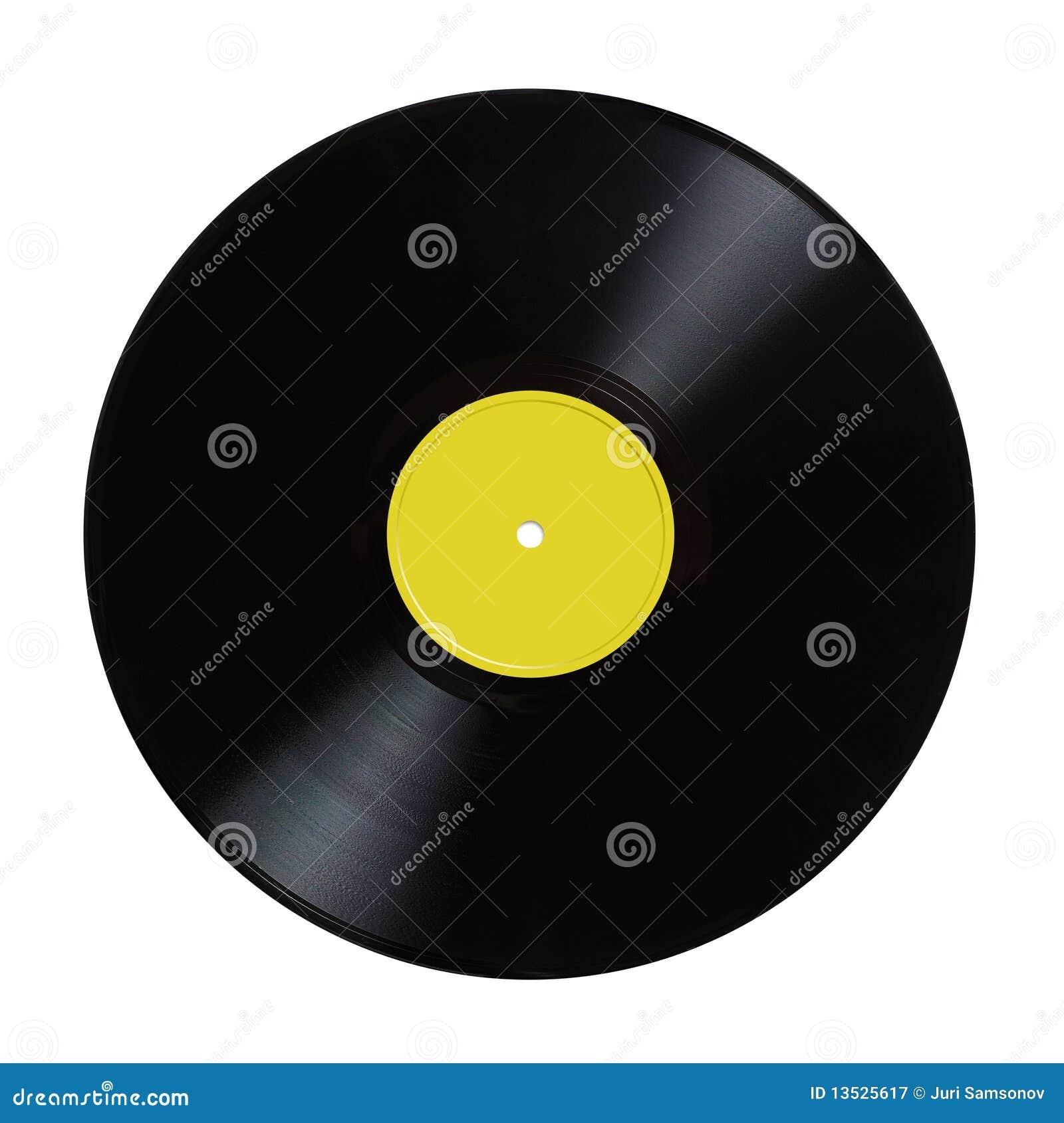 Registrerad vinyl