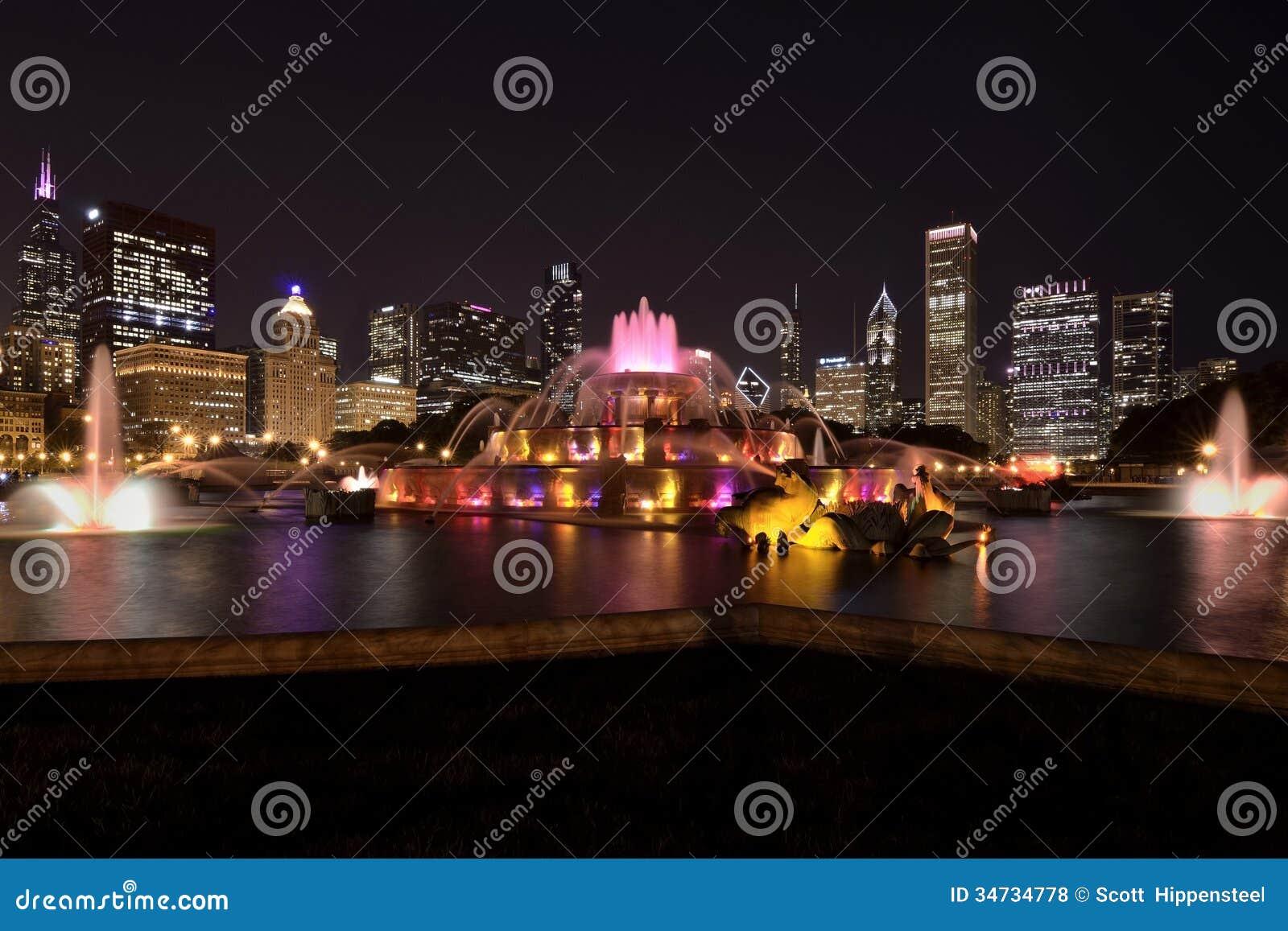 Regnbågefärg av Chicago