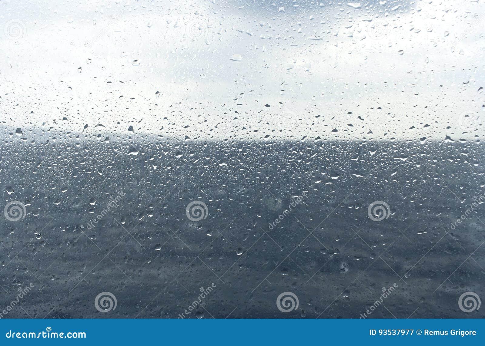 Regnig dag