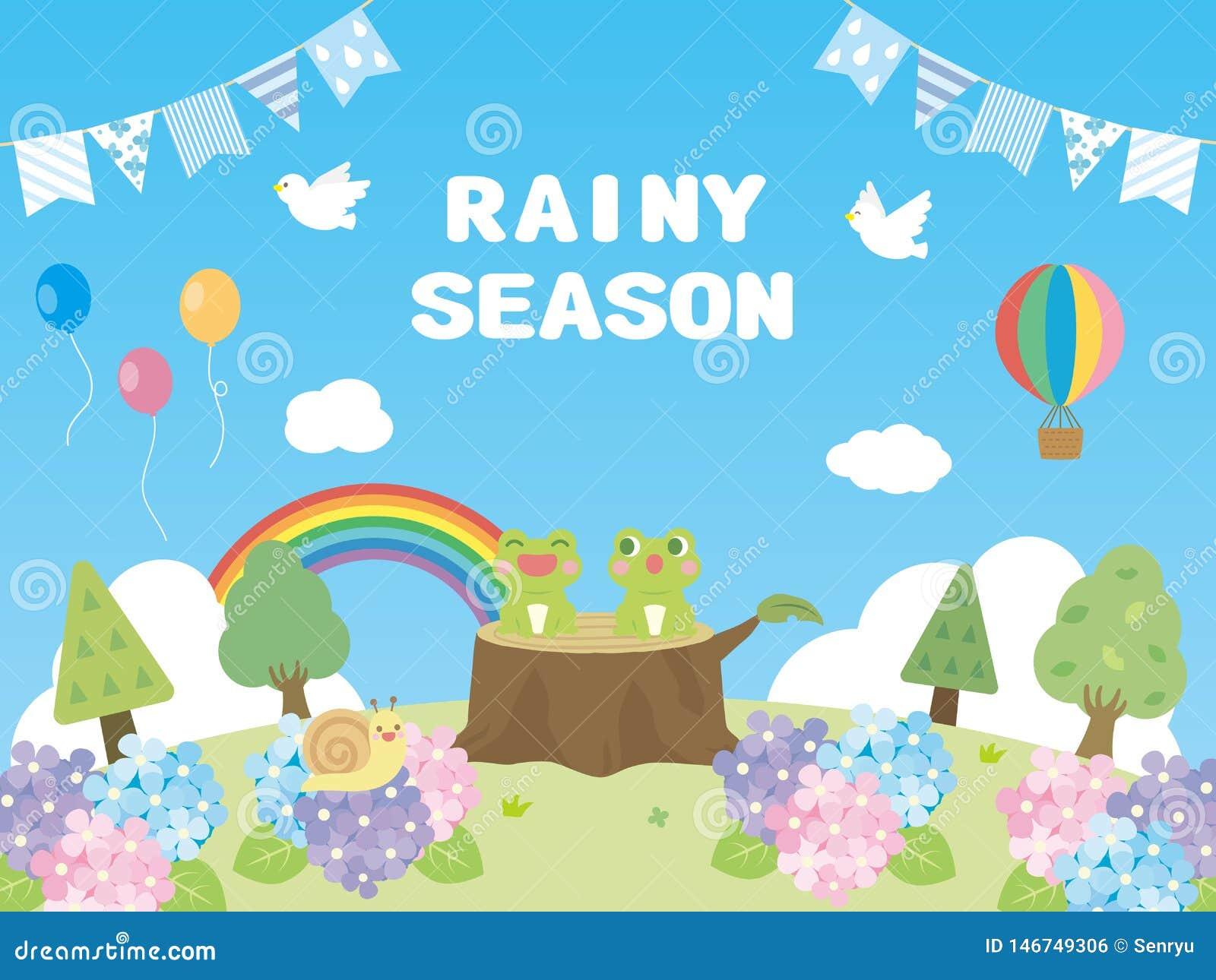 Regnig season9
