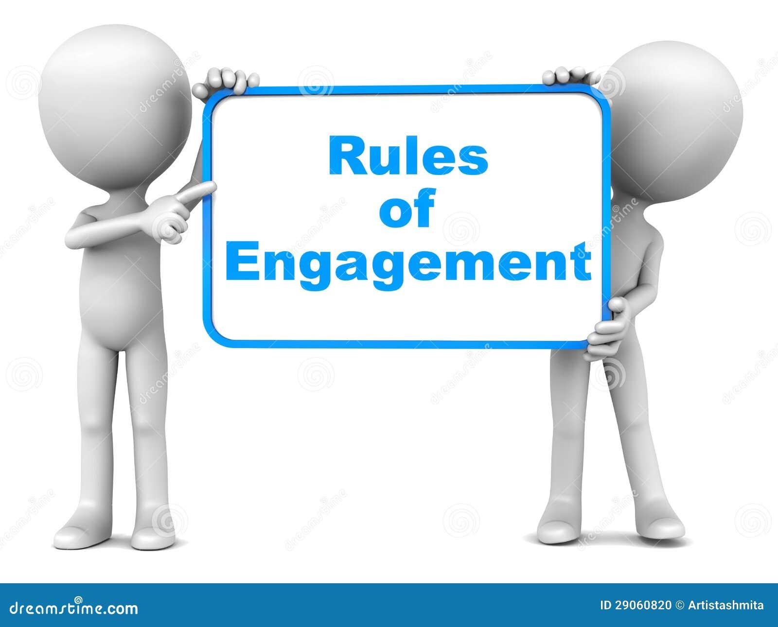 Regole da seguire