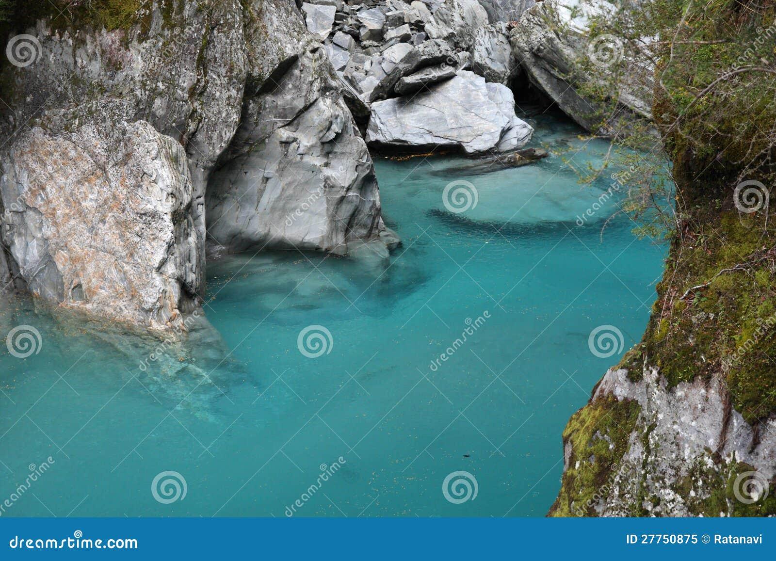 Regroupement bleu, Nouvelle Zélande
