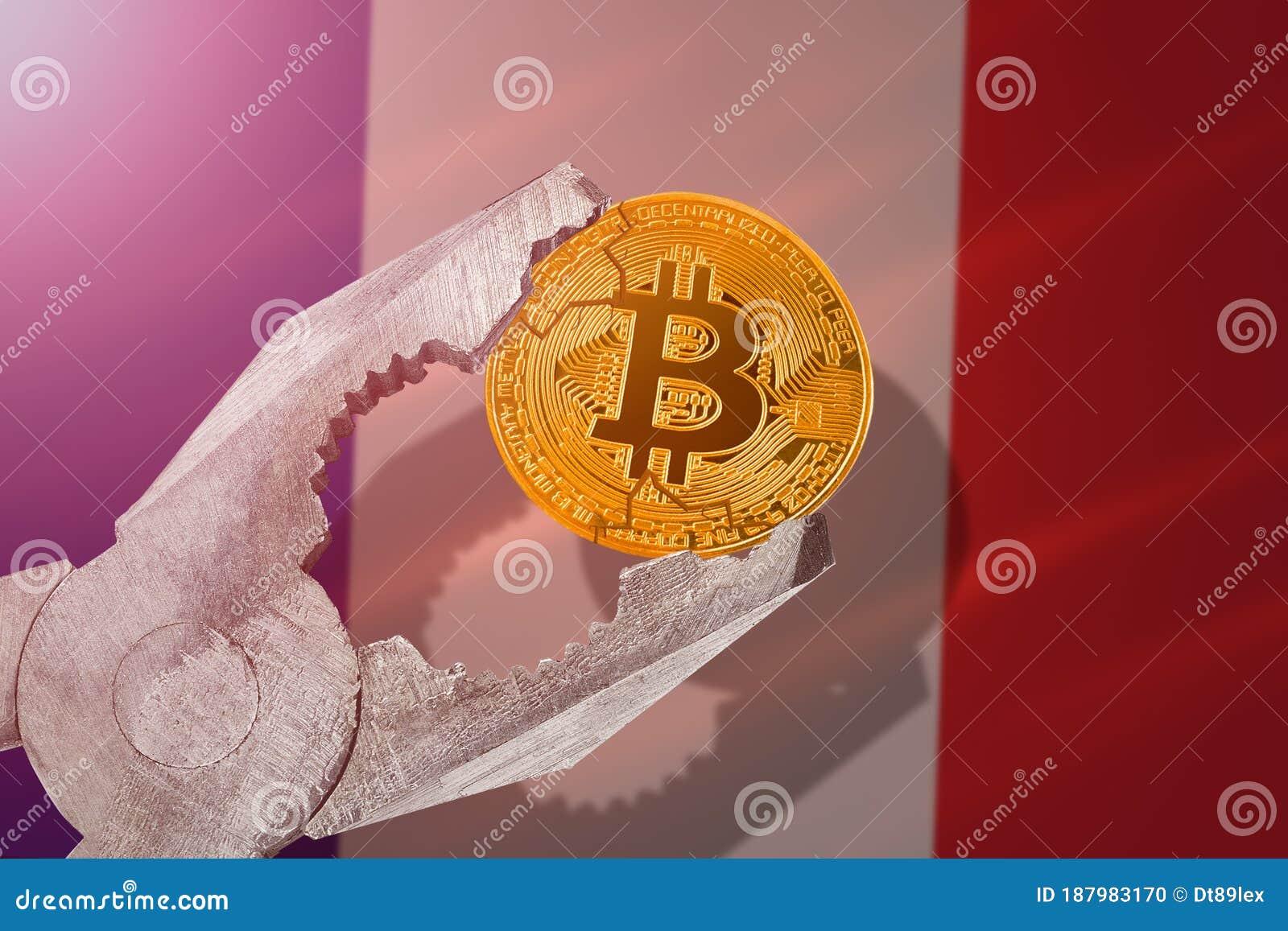 francia bitcoin dragons den bitcoin piattaforma trader