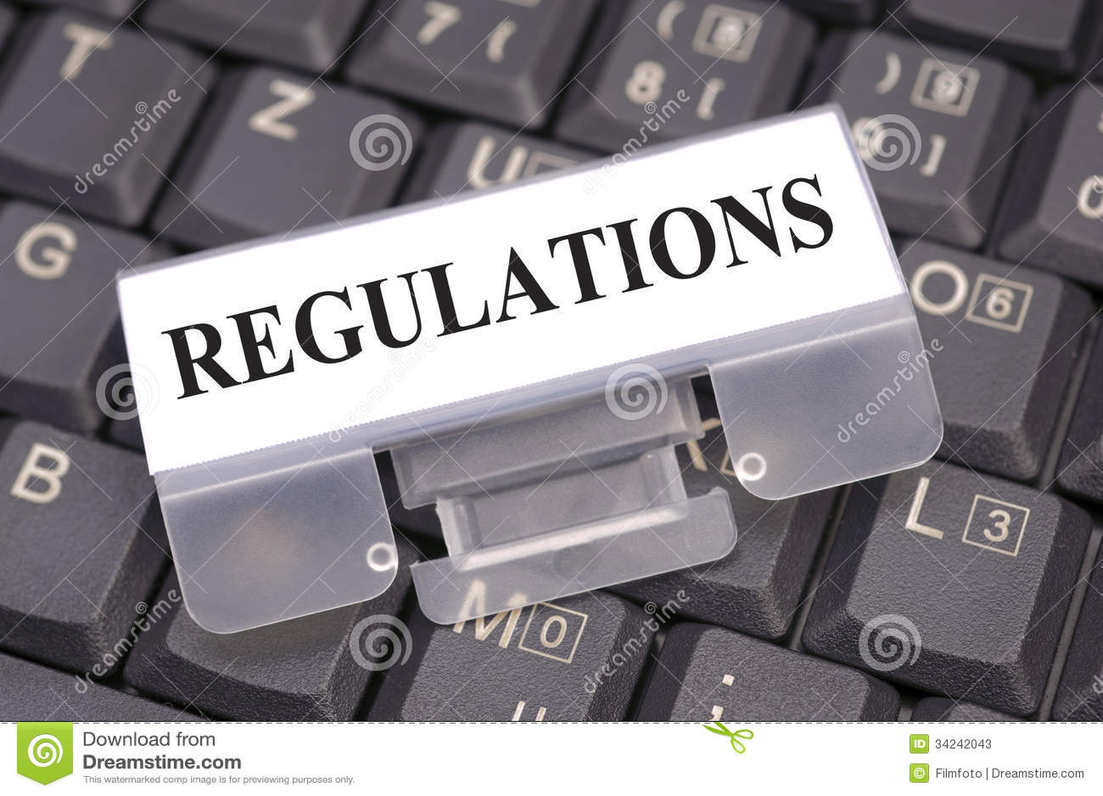 Regulamentos