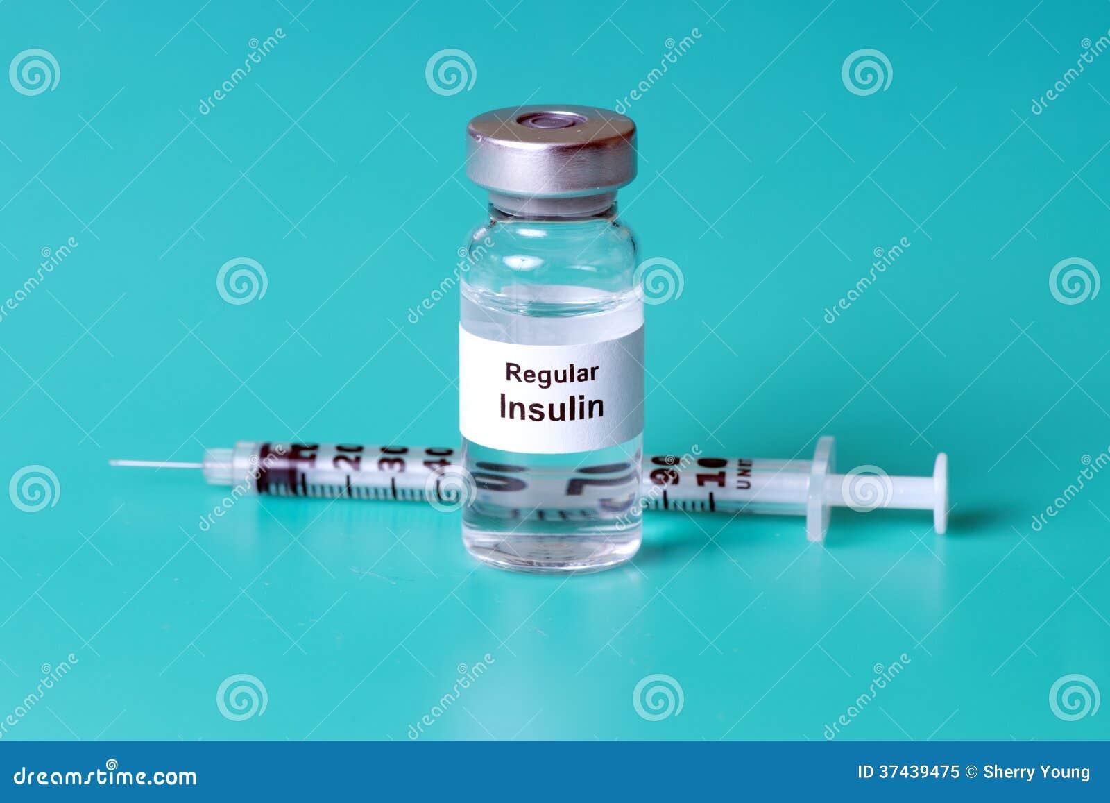 Regular Insulin Royalty Free Stock Photo - Image: 37439475