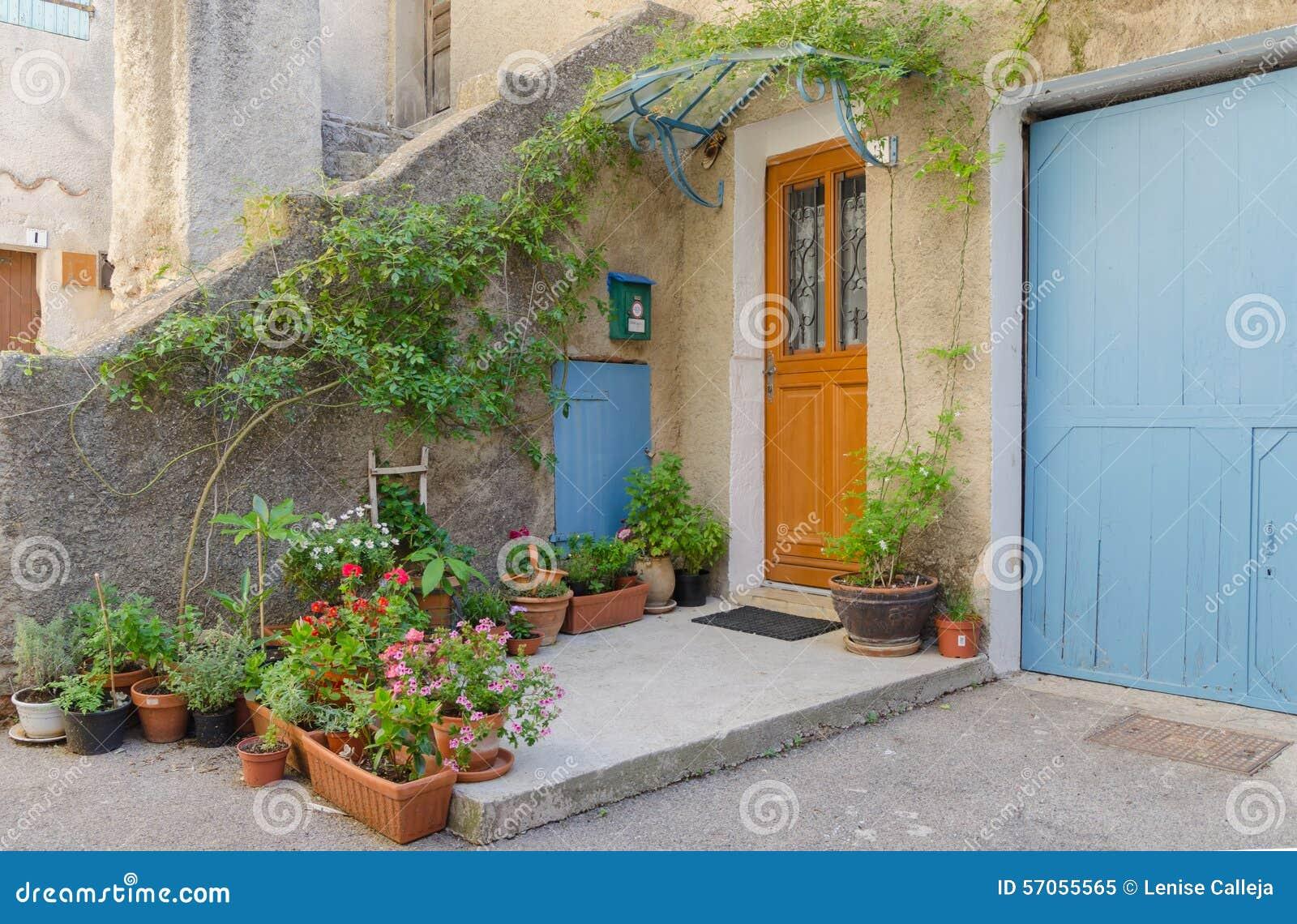 Regusse in de Provence, Frankrijk