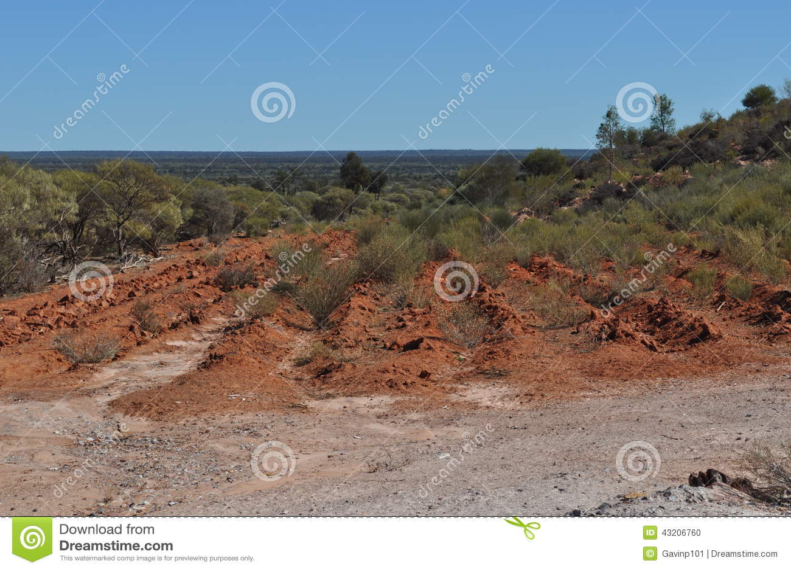 Download Rehabilitering Av Min Platsåterväxt Rehabiliterar Arkivfoto - Bild av tillväxt, miljö: 43206760