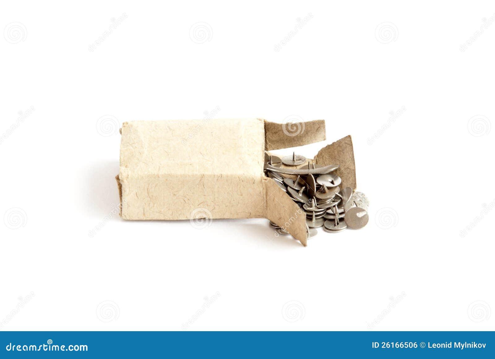 Reißnadel mit Kasten