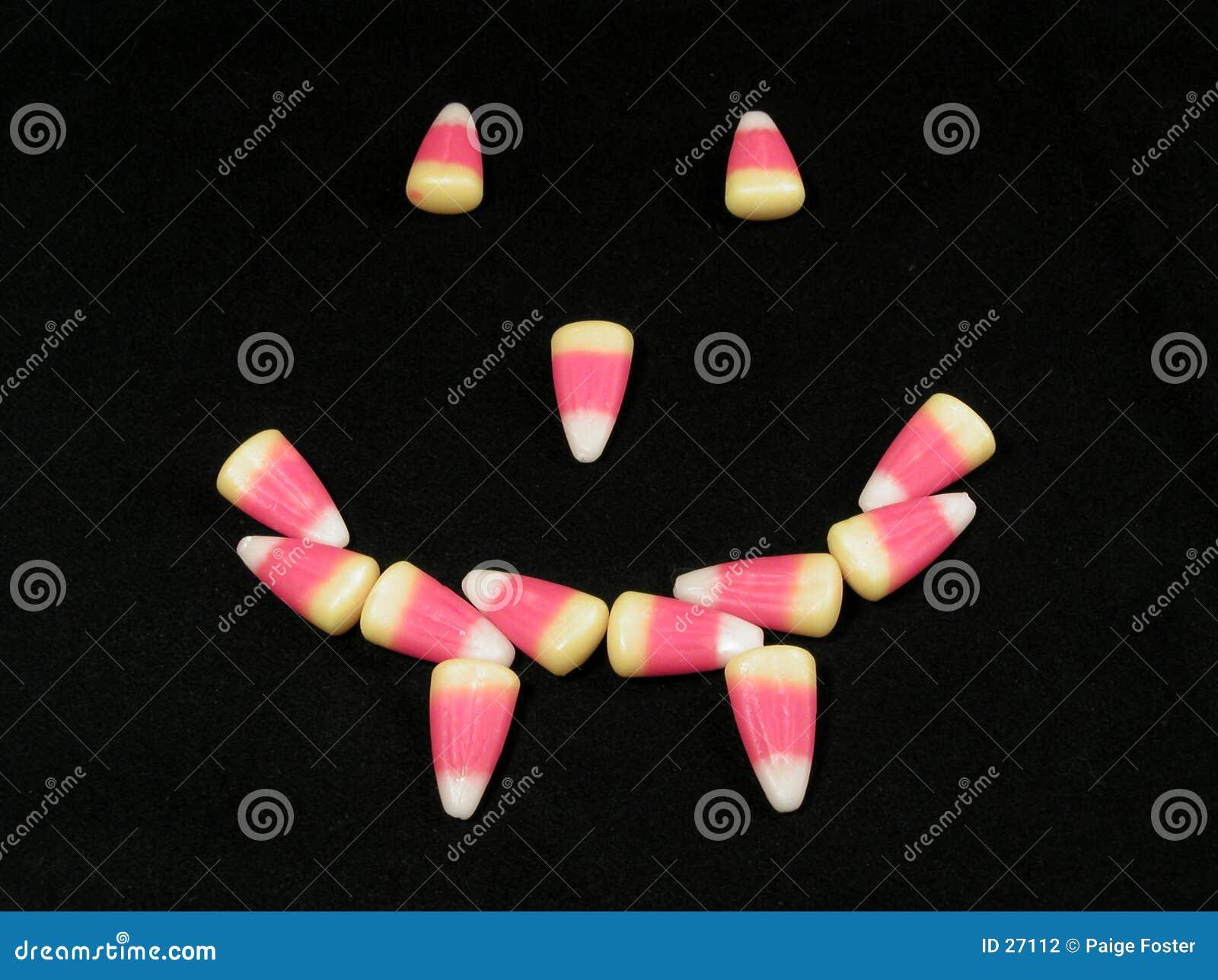 Reißzähne für die Süßigkeit!