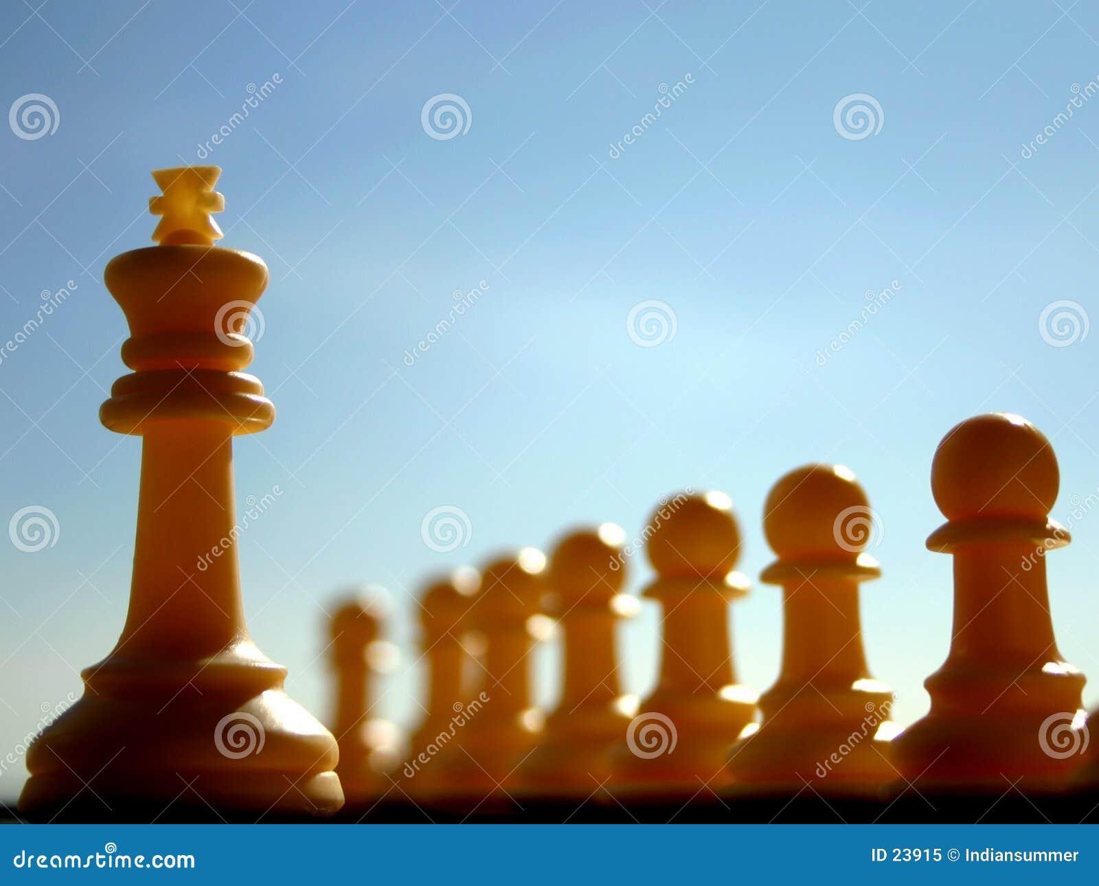 Rei e seu exército
