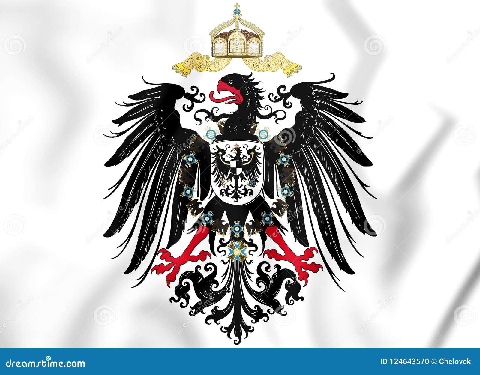 Reichsadler 1888-1918 Niemiecki imperium
