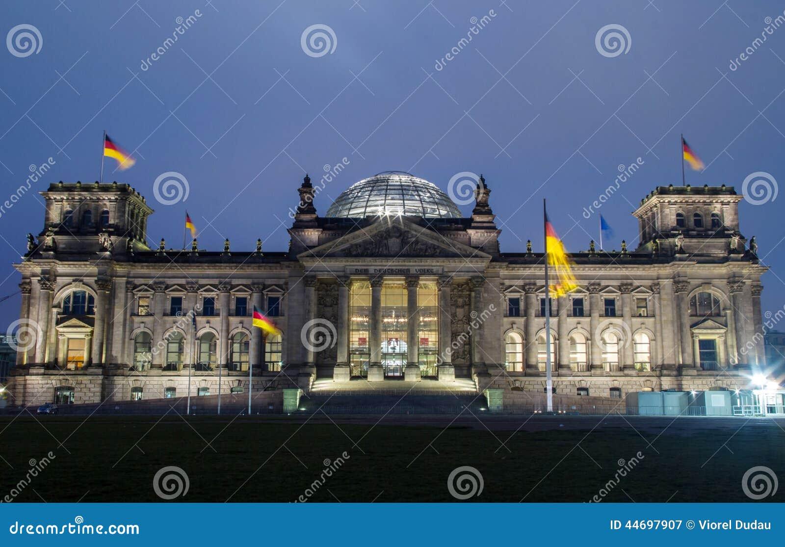 Reichstag Берлин