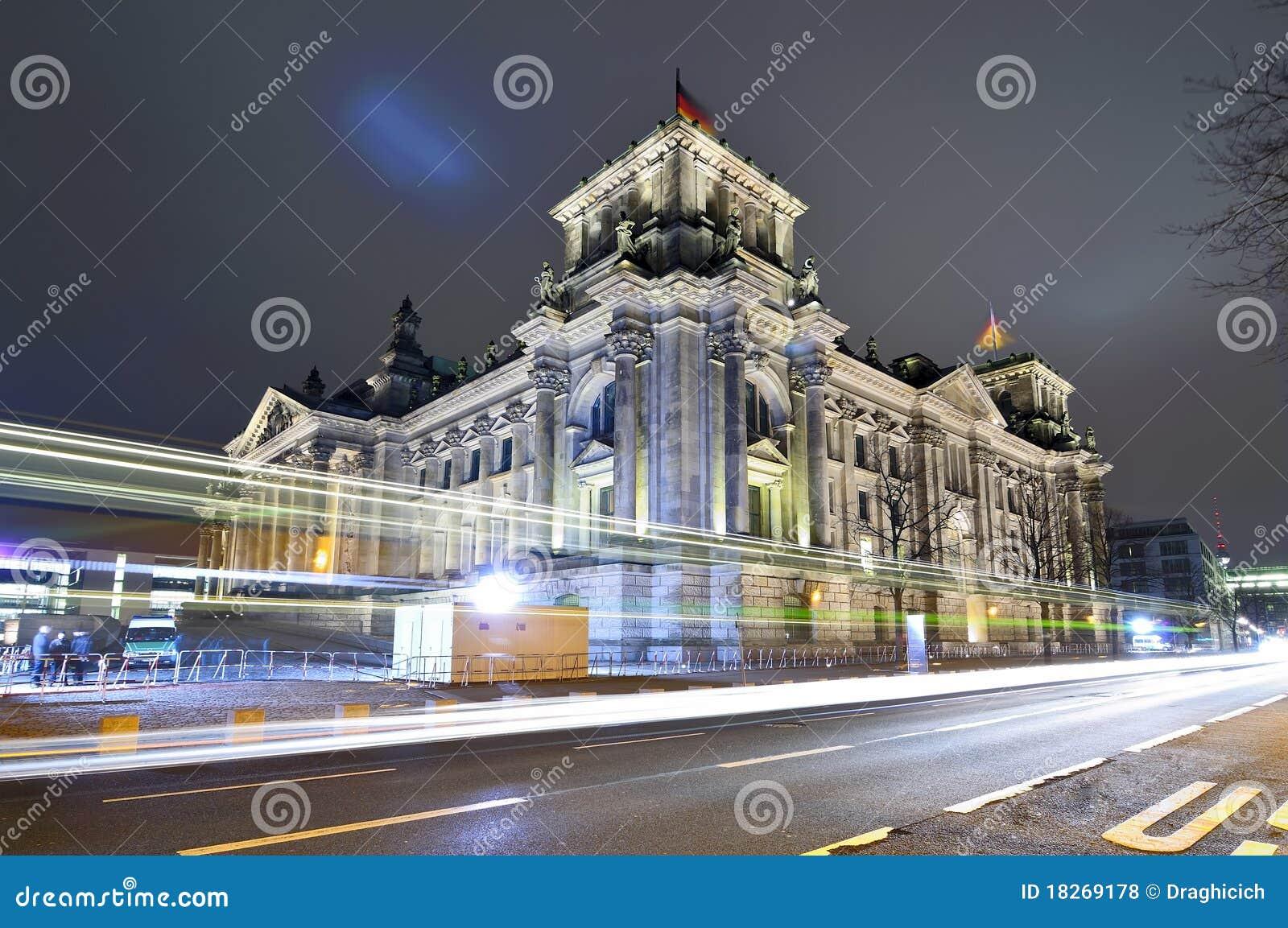 Reichstag berlin Германии