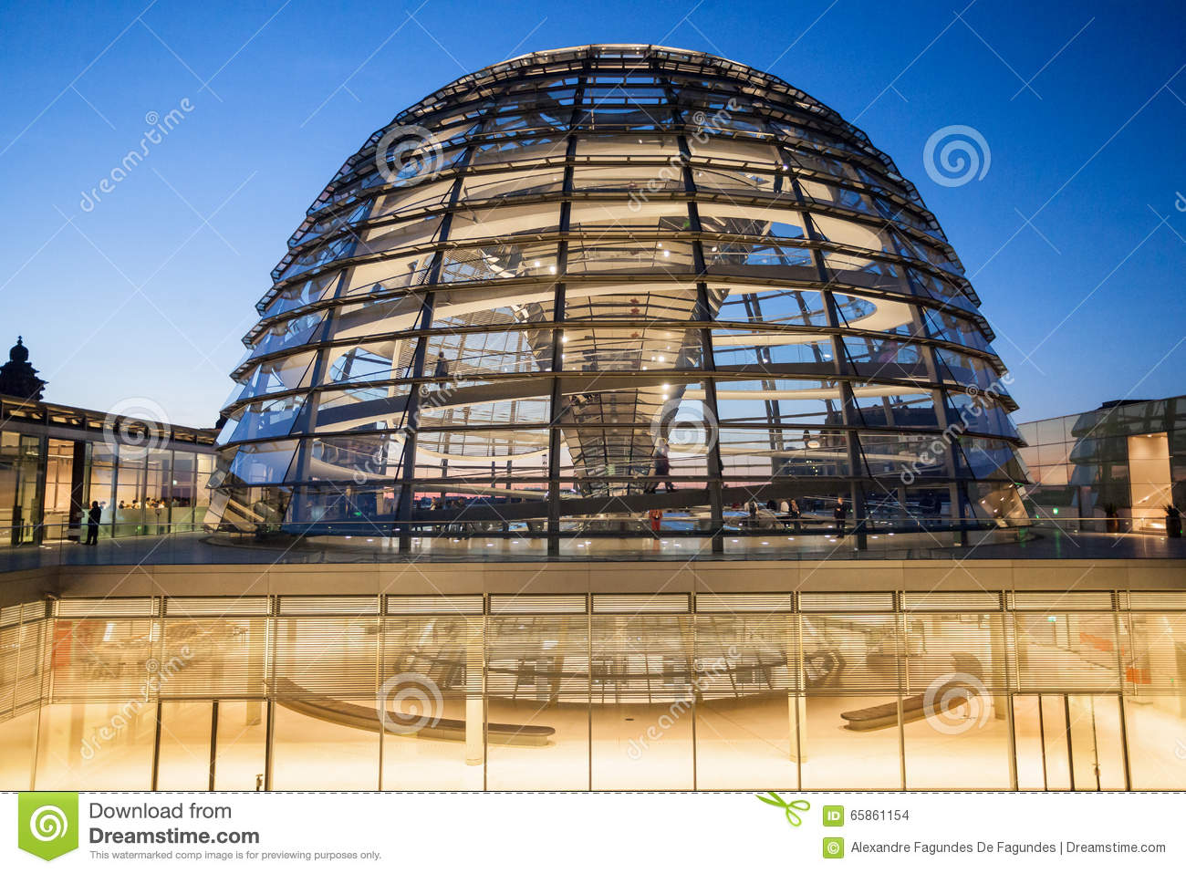 the reichstag building berlin germany editorial stock image image 65861154. Black Bedroom Furniture Sets. Home Design Ideas