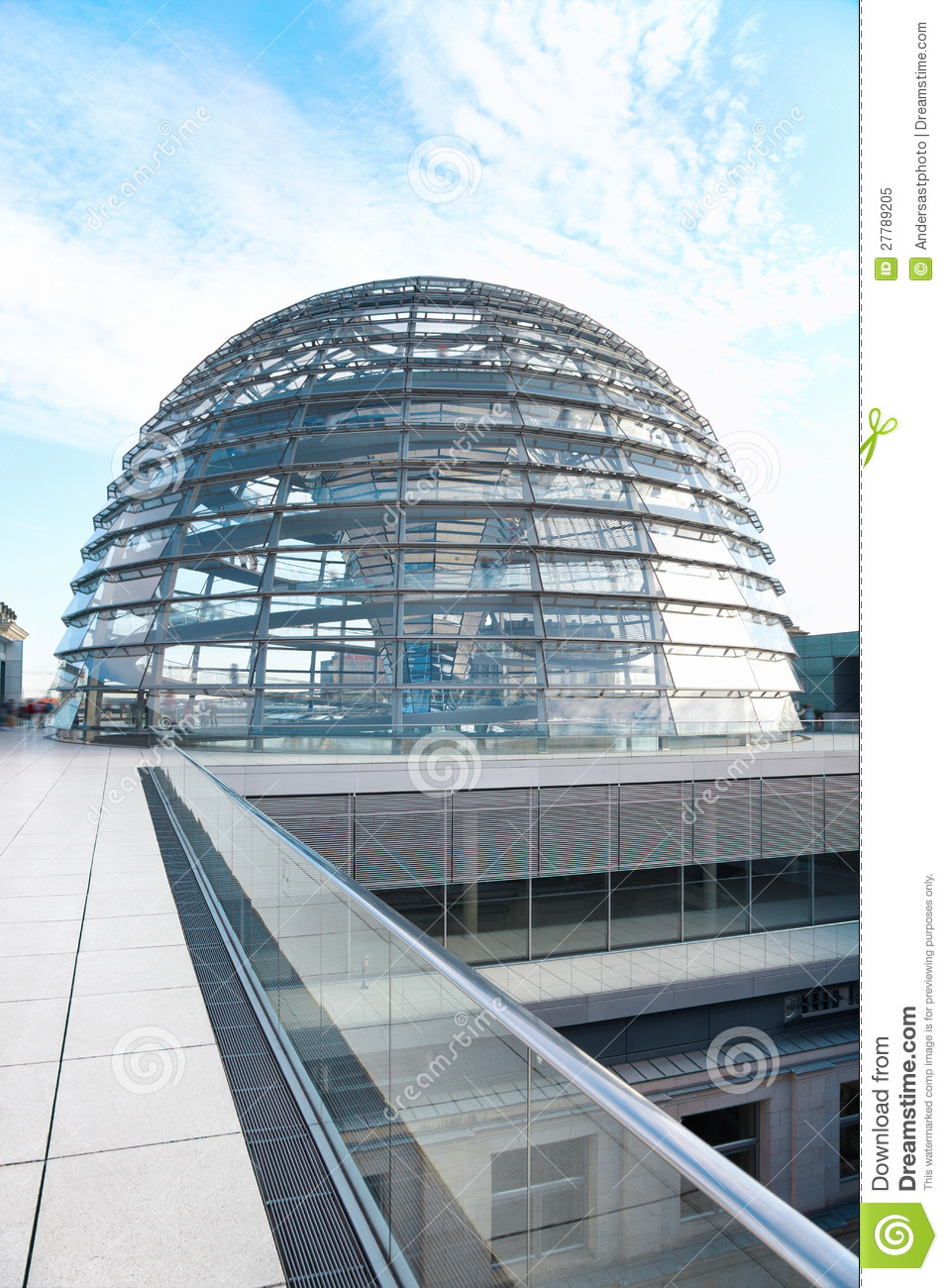 Modern Architecture Berlin reichstag dome, berlin modern architecture royalty free stock