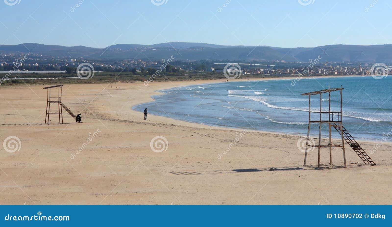 Reifen-Strand (der Libanon)