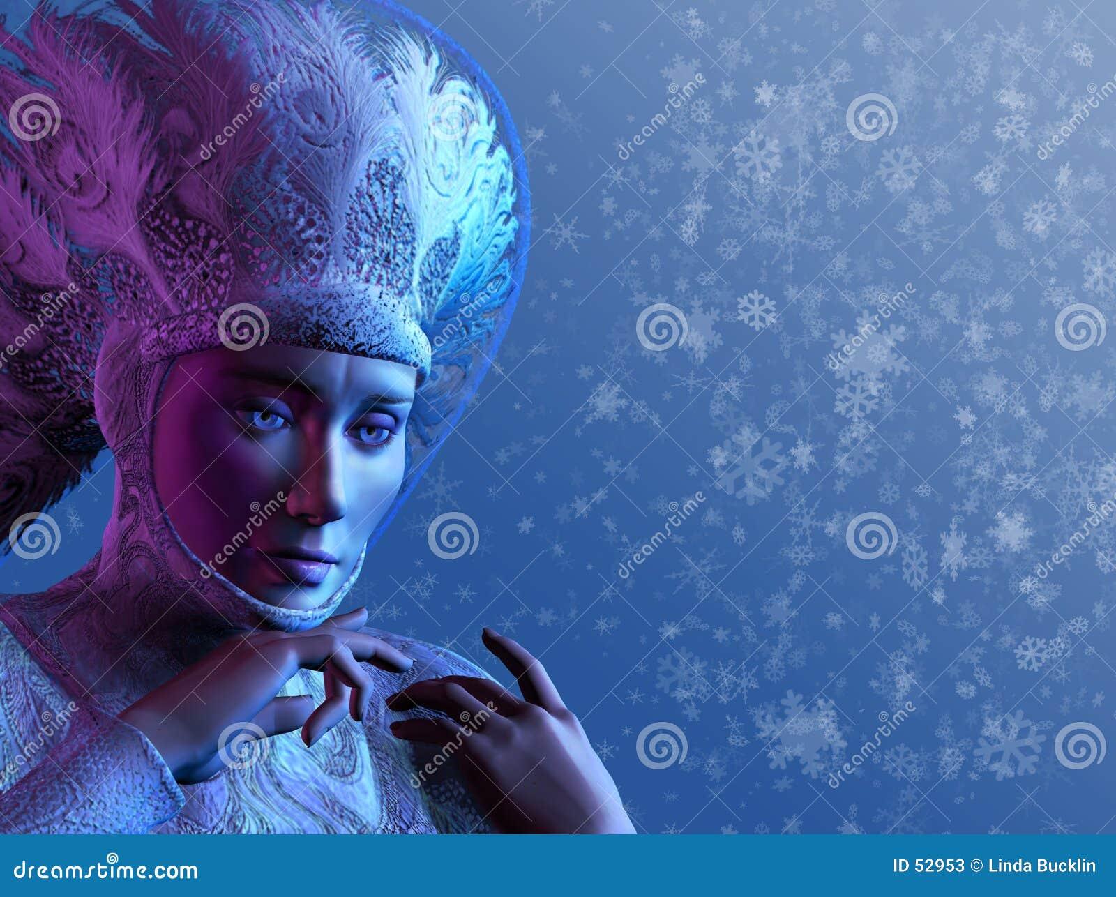 Reina de la nieve