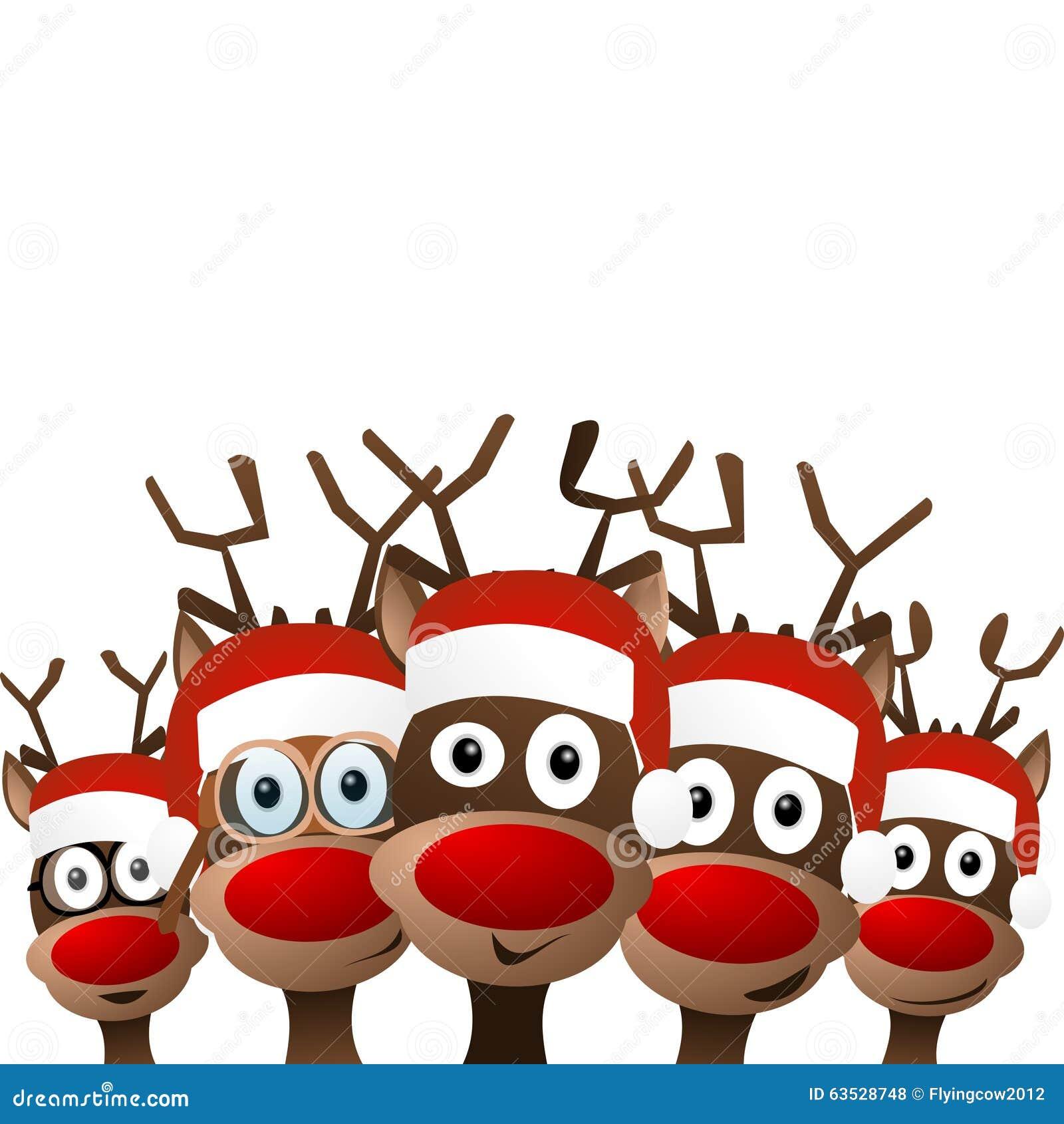 Reindeer Stock Illustration