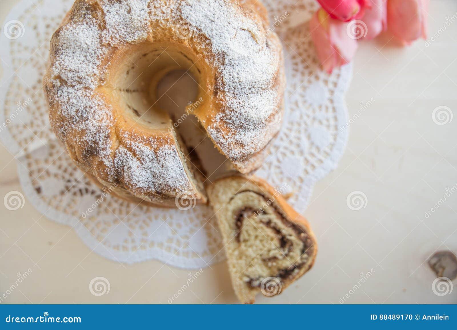 Reindling, niemiec Easter tort