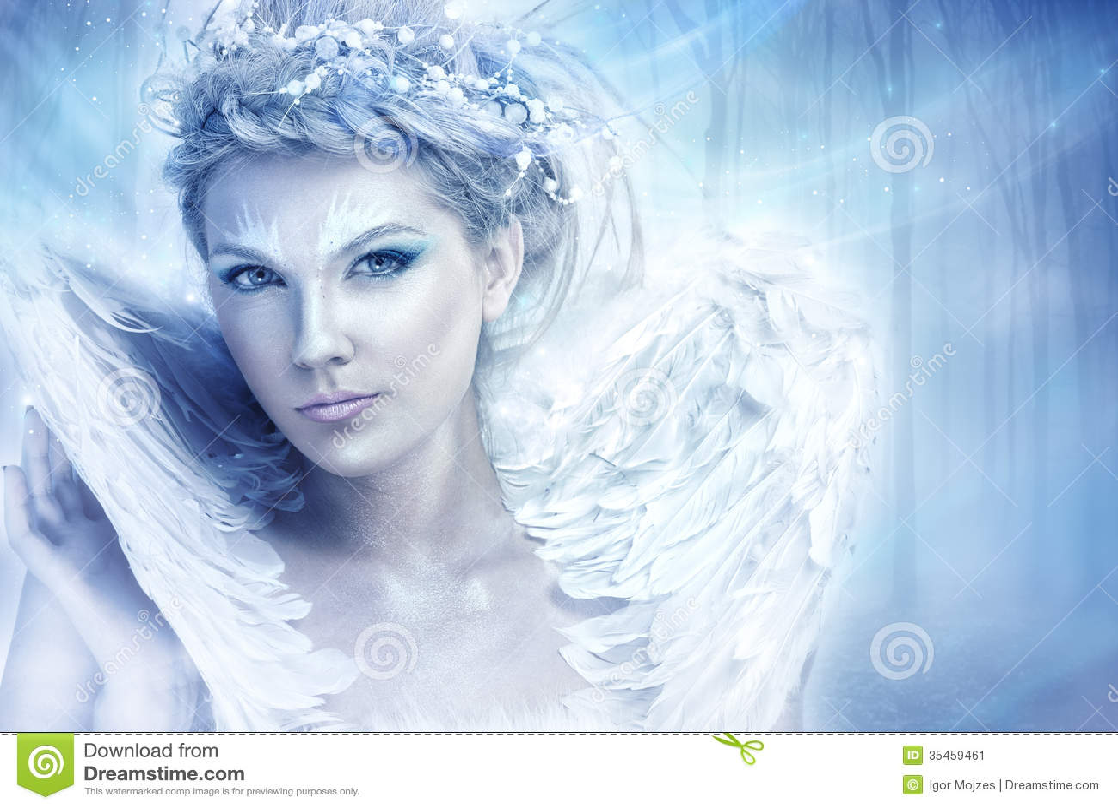 Reine d hiver