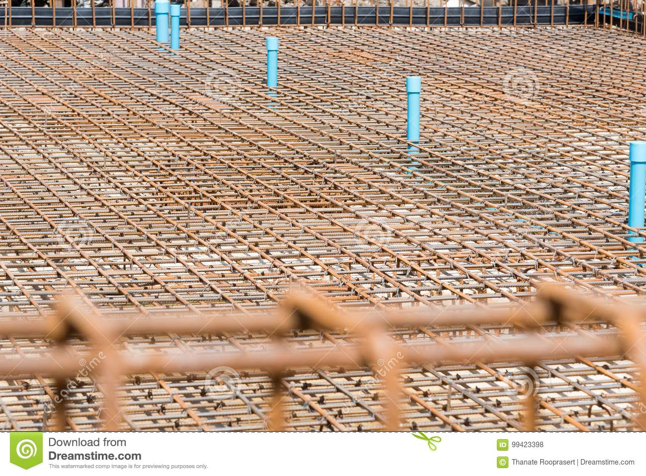 Reinforcement Metal Framework And Pipe System For Drainage