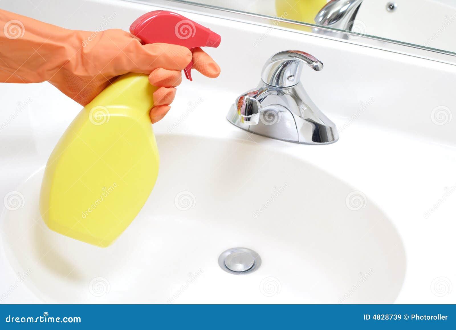 Reinigungs-Badezimmer-Wanne