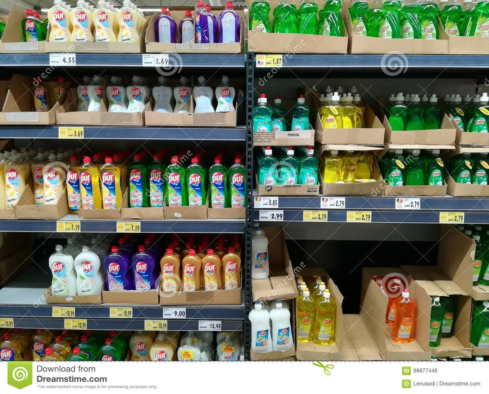 Reinigungsreinigungsmittel für Küche