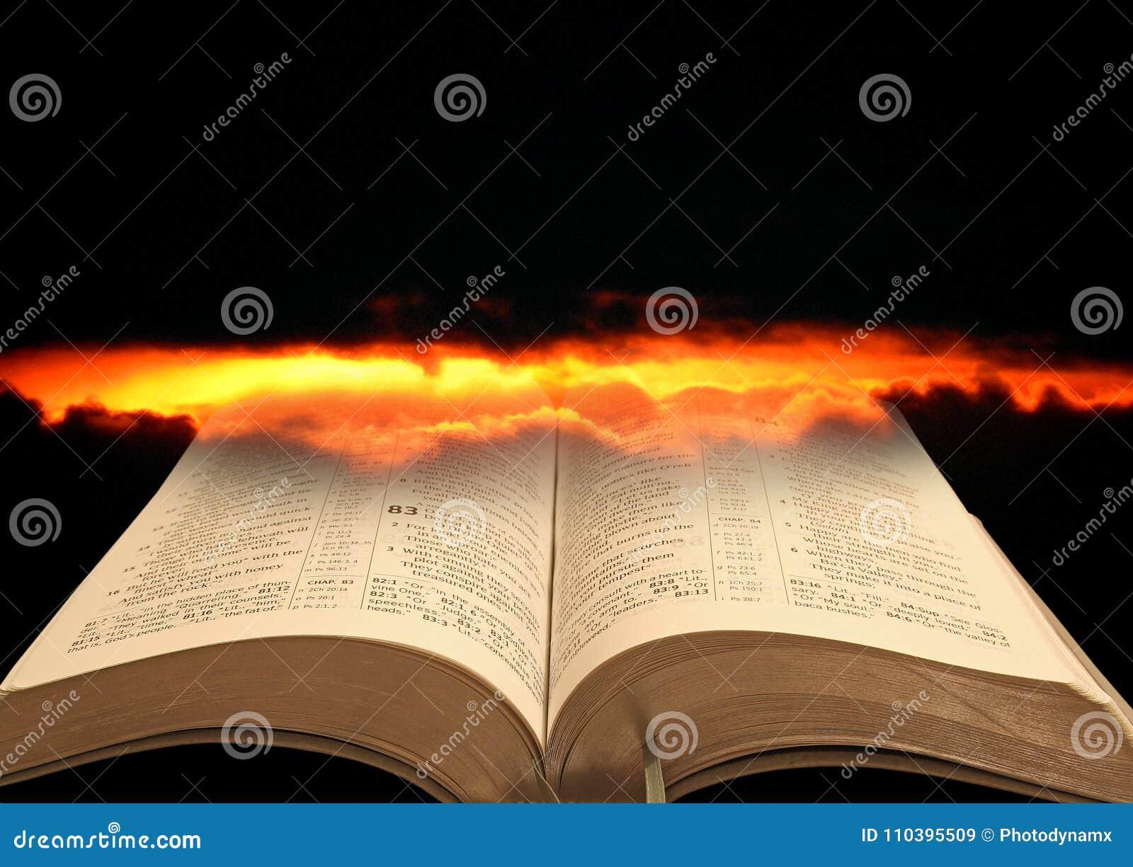 Reino de la biblia de los cielos