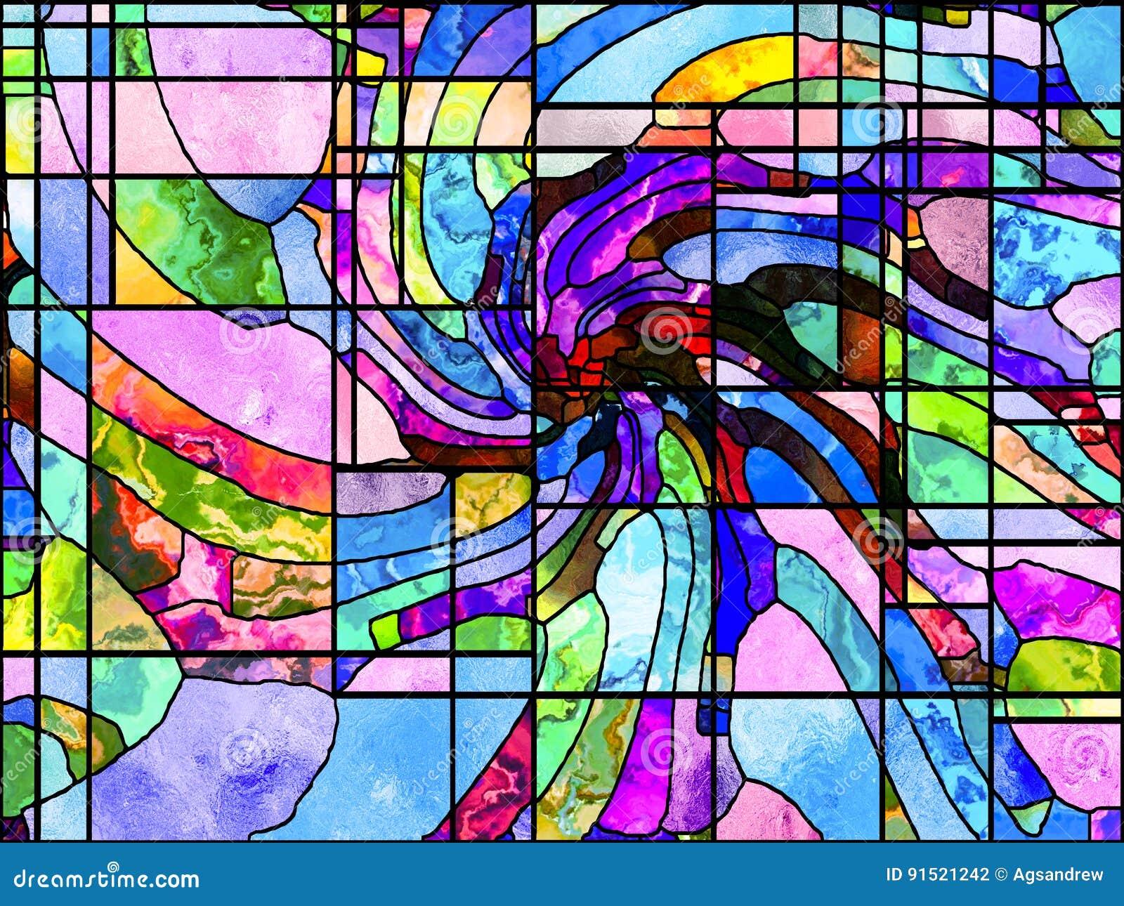 Reinos del vidrio plomado
