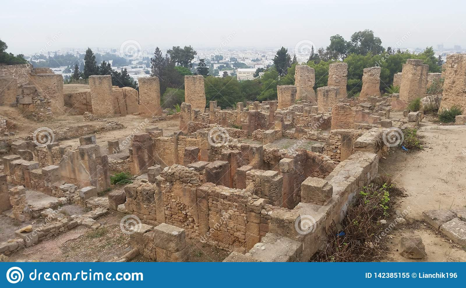 Reis aan Carthago
