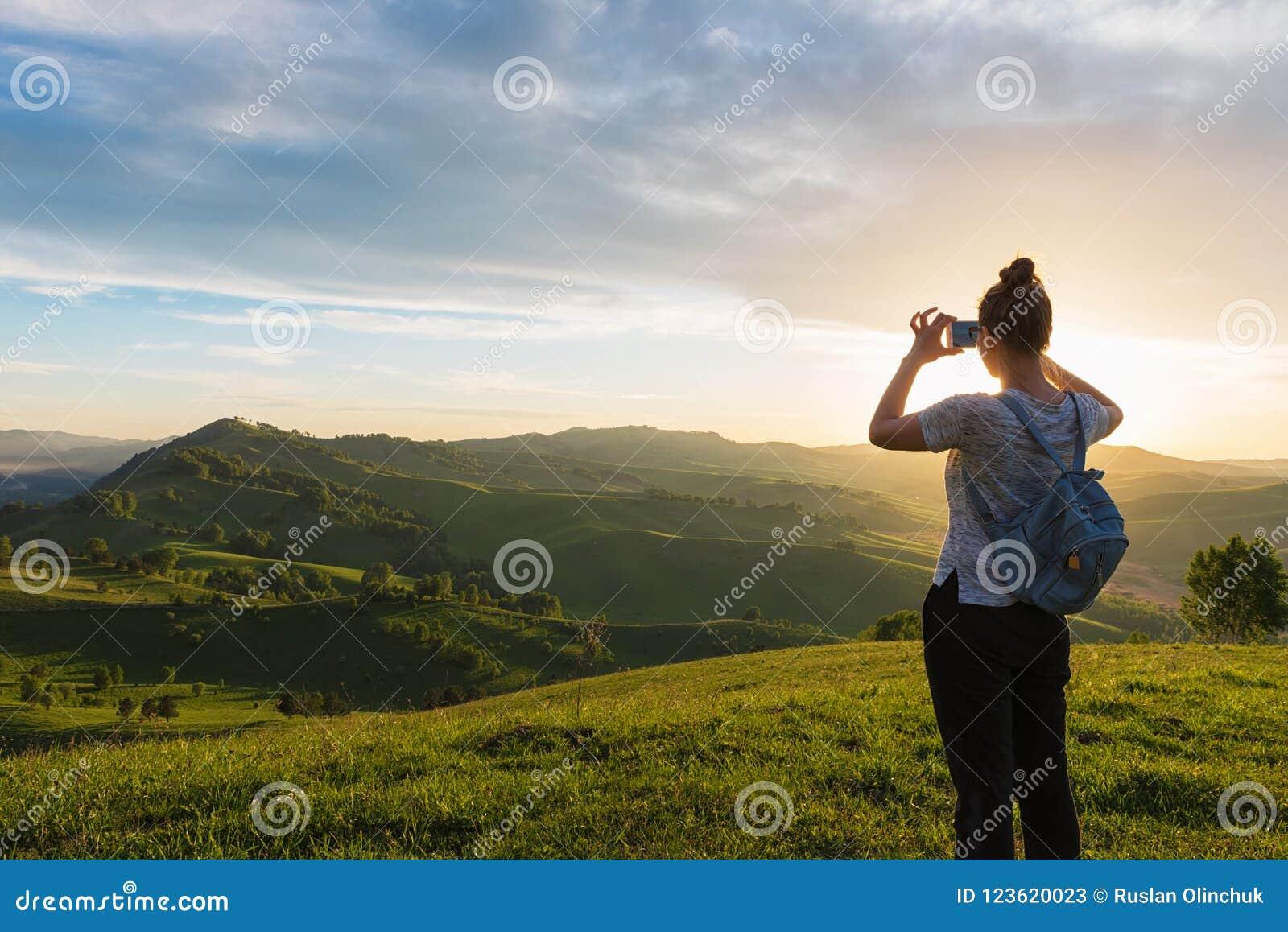 Reis, foto en echt concept