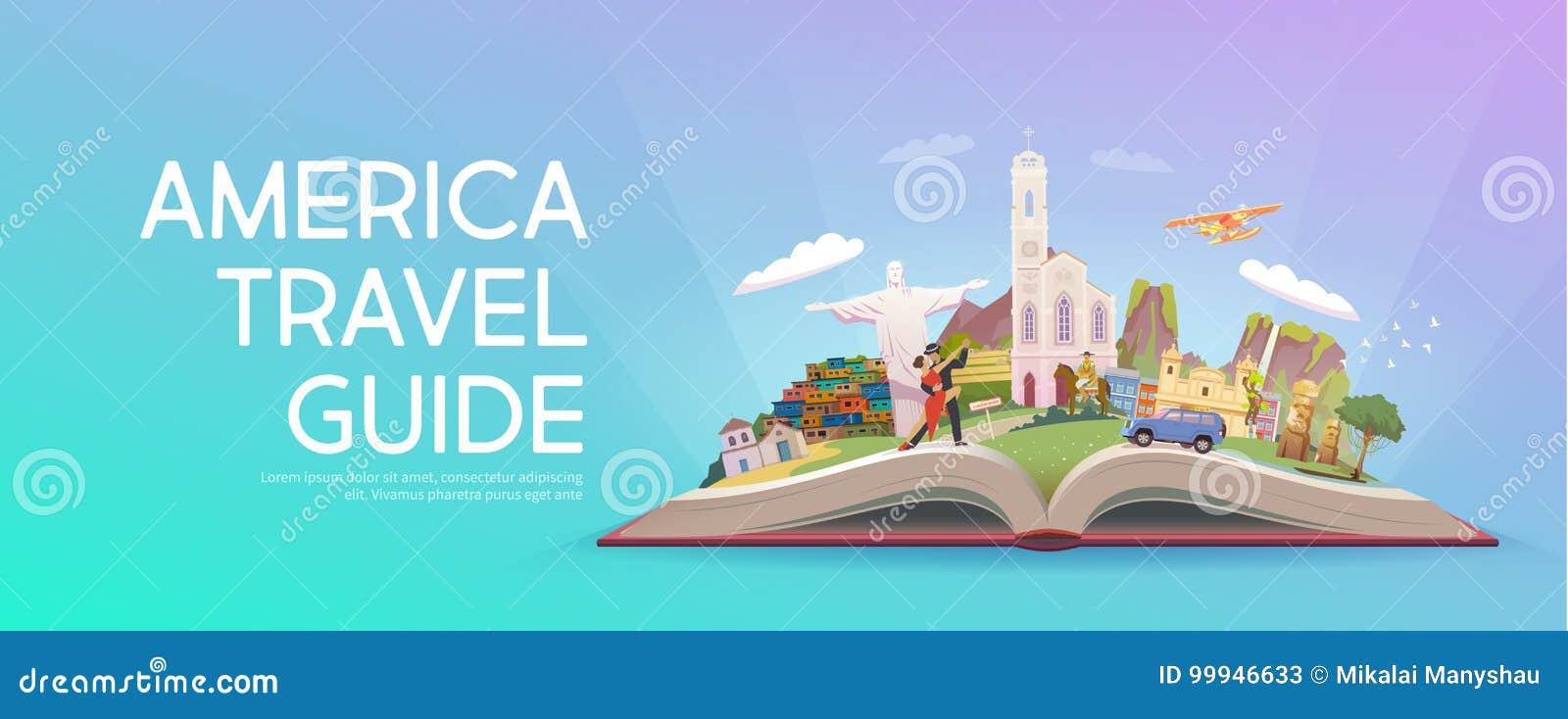 Reis naar Zuid-Amerika
