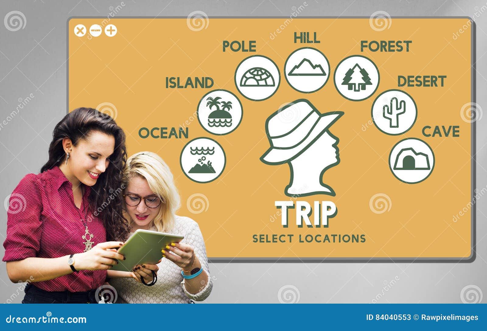 Reise-Abenteuerreisen-Reise-Erfahrungs-Konzept