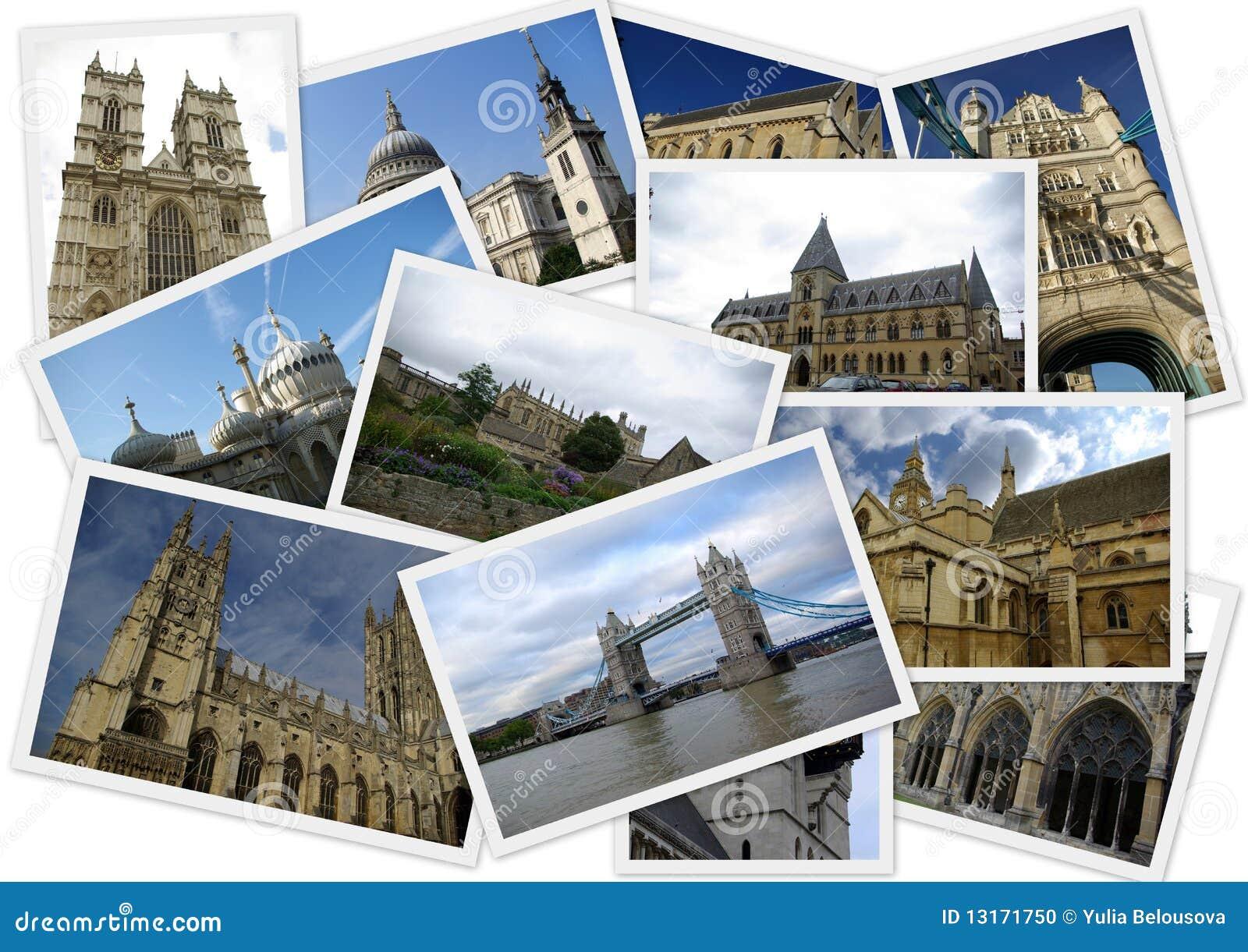 Reisen um England