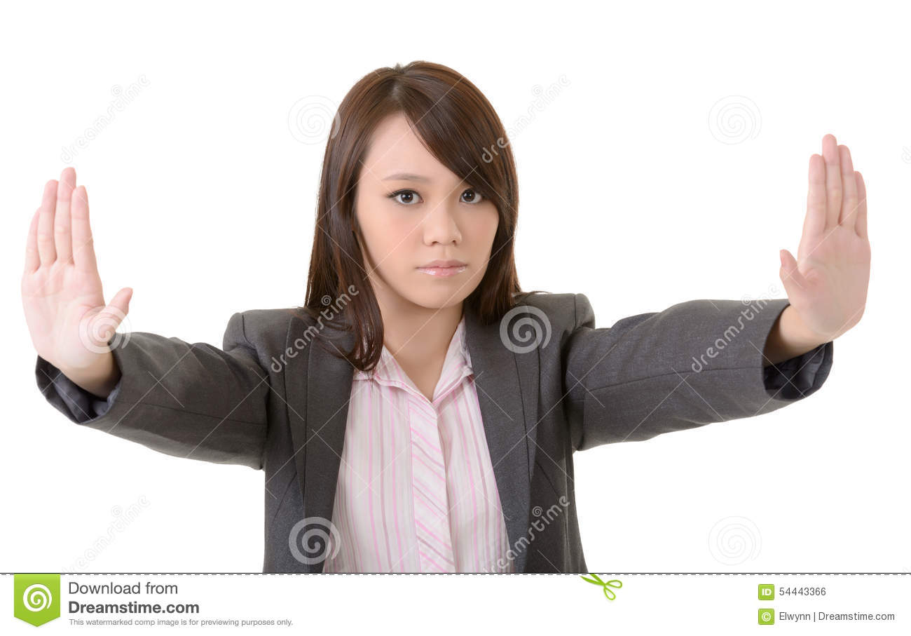 Download Reject sign stock photo. Image of person, young, negative - 54443366