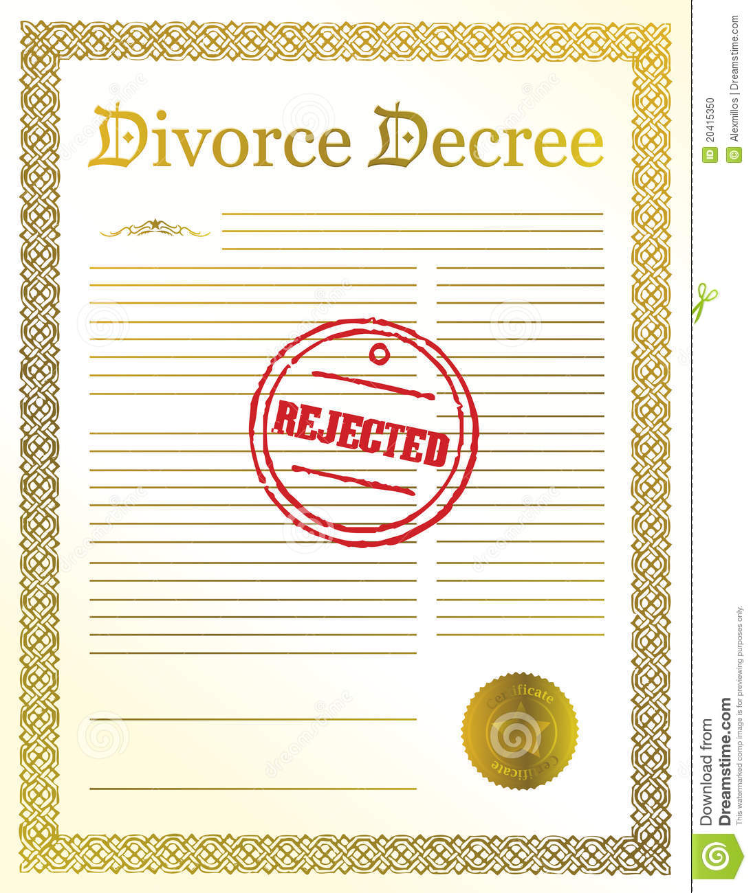 illustration essay on divorce Free essay: broken families are on since the beginning of humanity in fact,  divorce, which has been very common in today's societies, is the major cause.