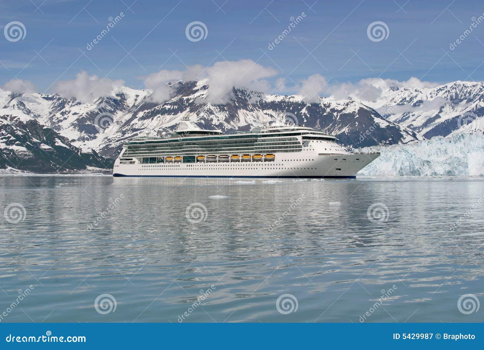 Rejs bay lodowej statku