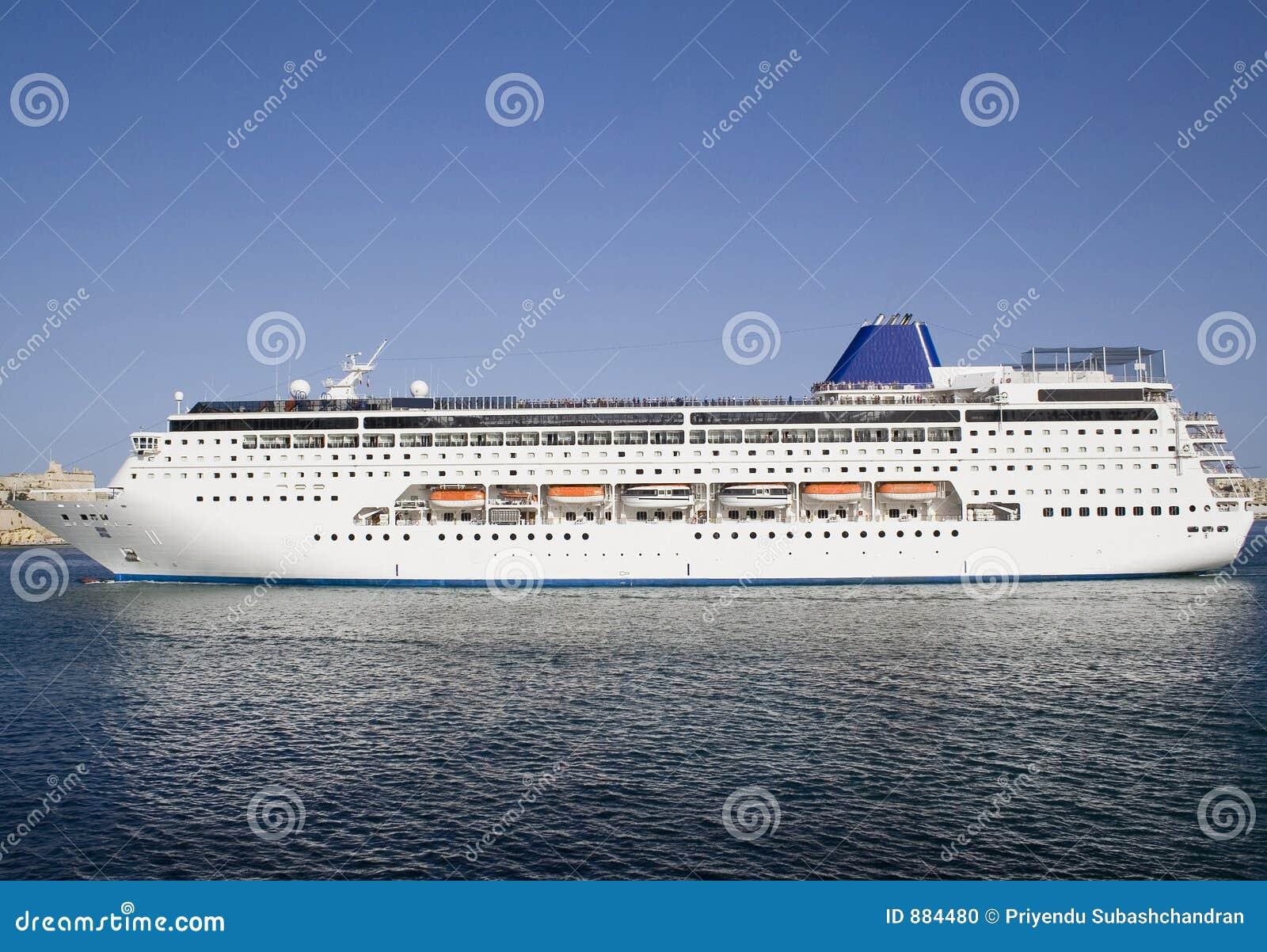 Rejs Malty portu statek