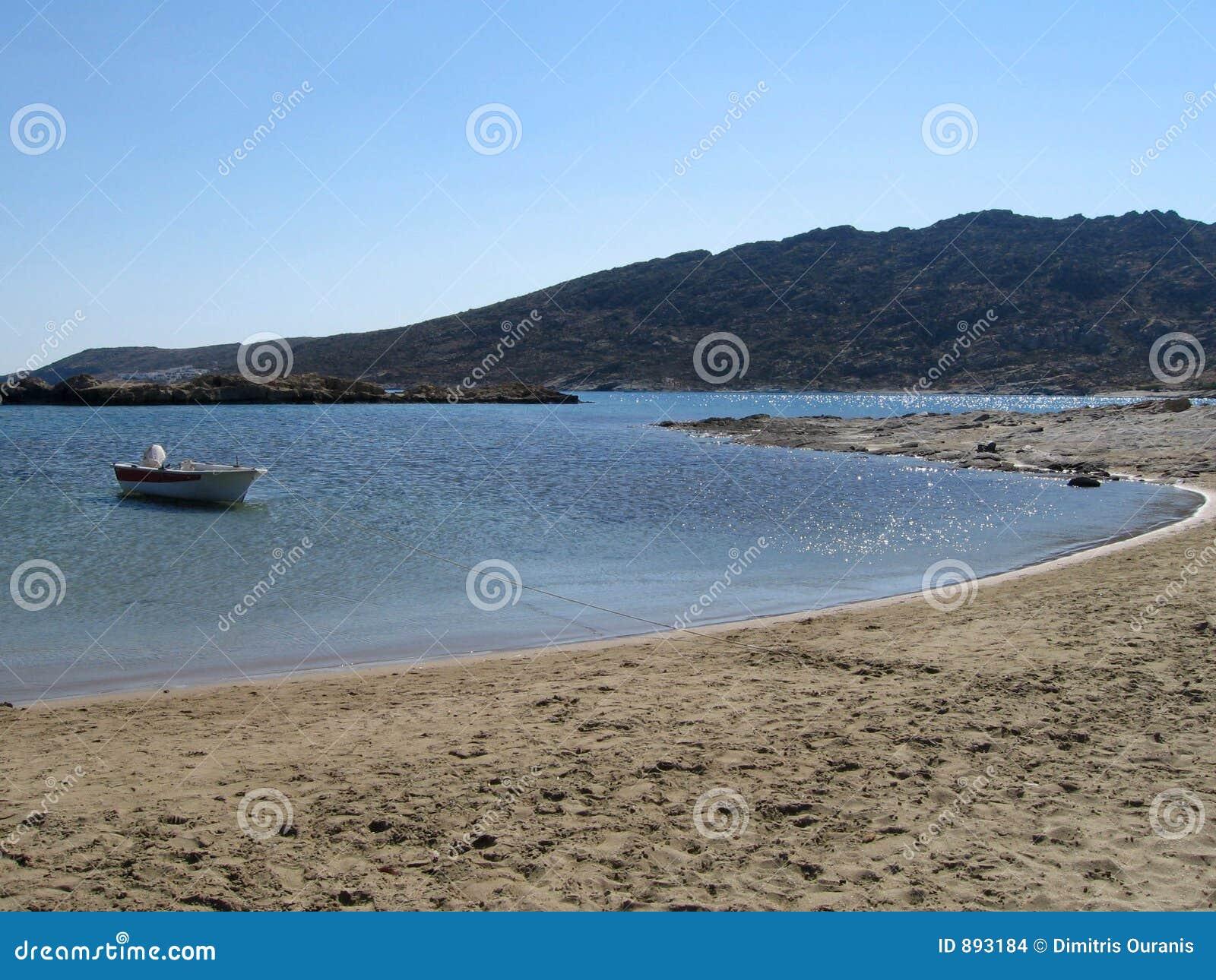 Rejs plażowa wyspa