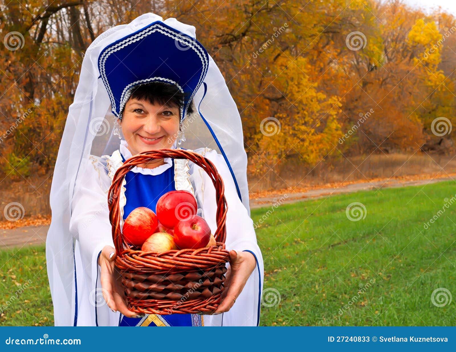 Rejuvenating apples of autumn