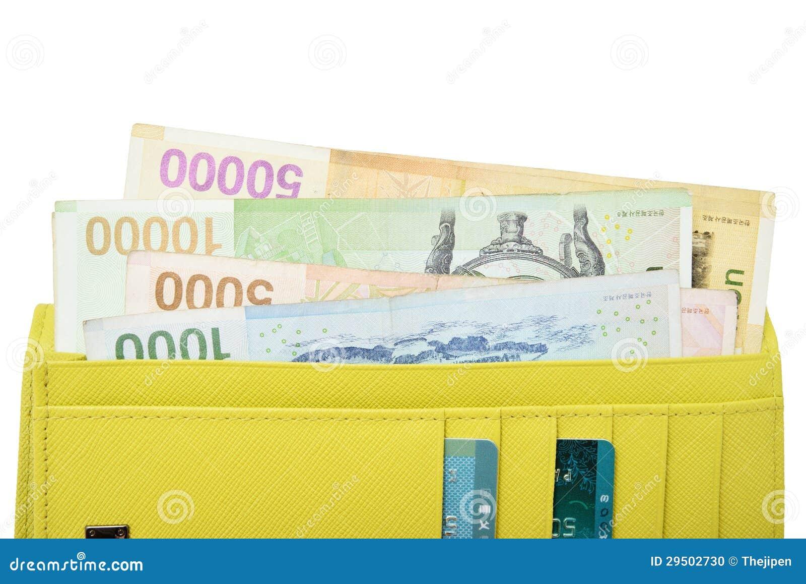 Rekeningen in portefeuille